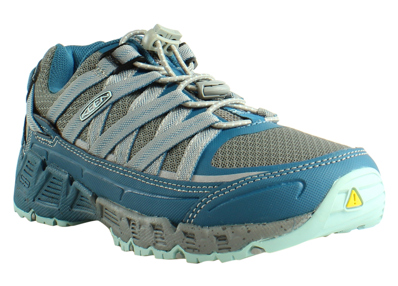 557ccde193d9 Details about KEEN Womens Versatrail Black Trail Shoes Size 5 (244792)