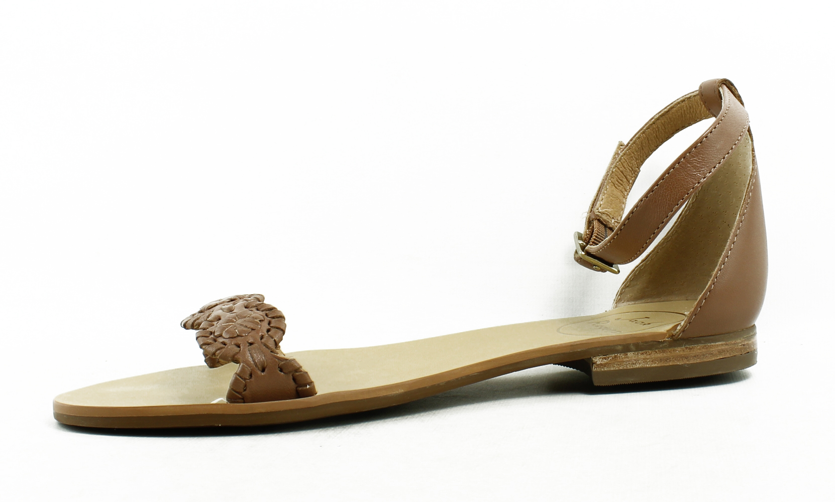 565f5ad00241f New Jack Rogers Womens Daphne Ankle Strap Sandals