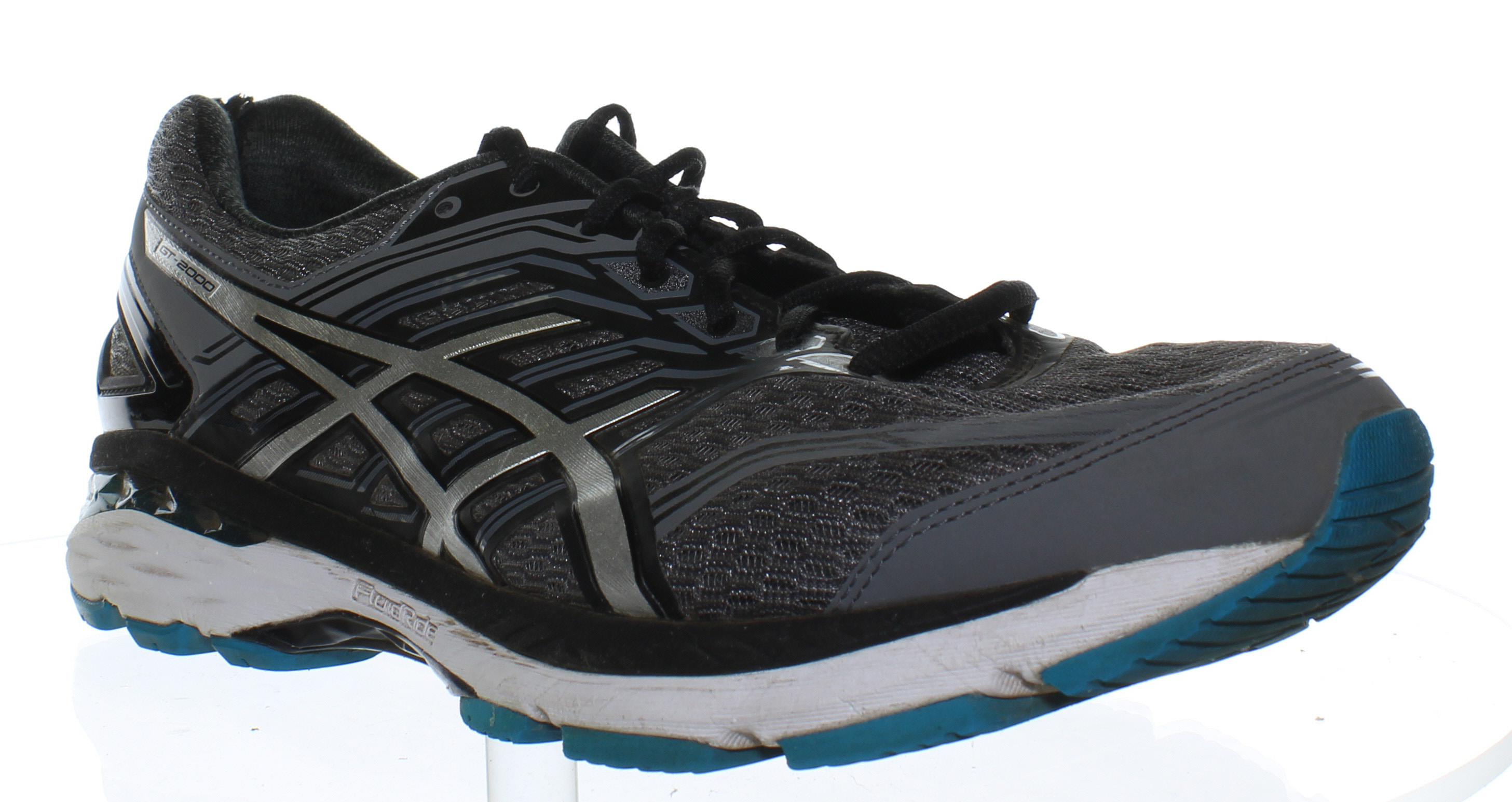 ASICS-Mens-Gray-Running-Shoes-Size-10-353138