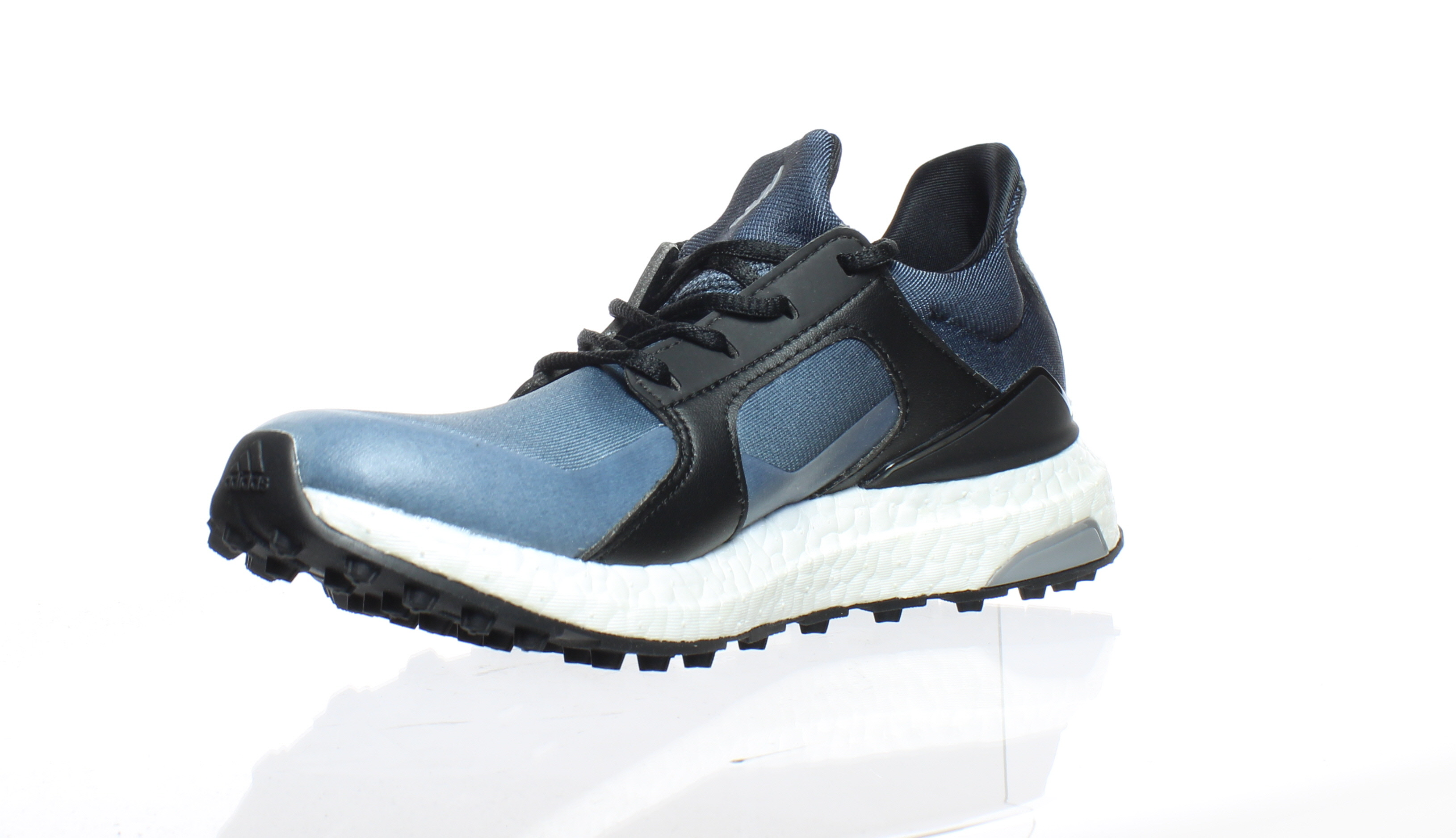 601135cb1 Adidas Womens Climacross Boost Black Golf Shoes Size 5 889136180141 ...