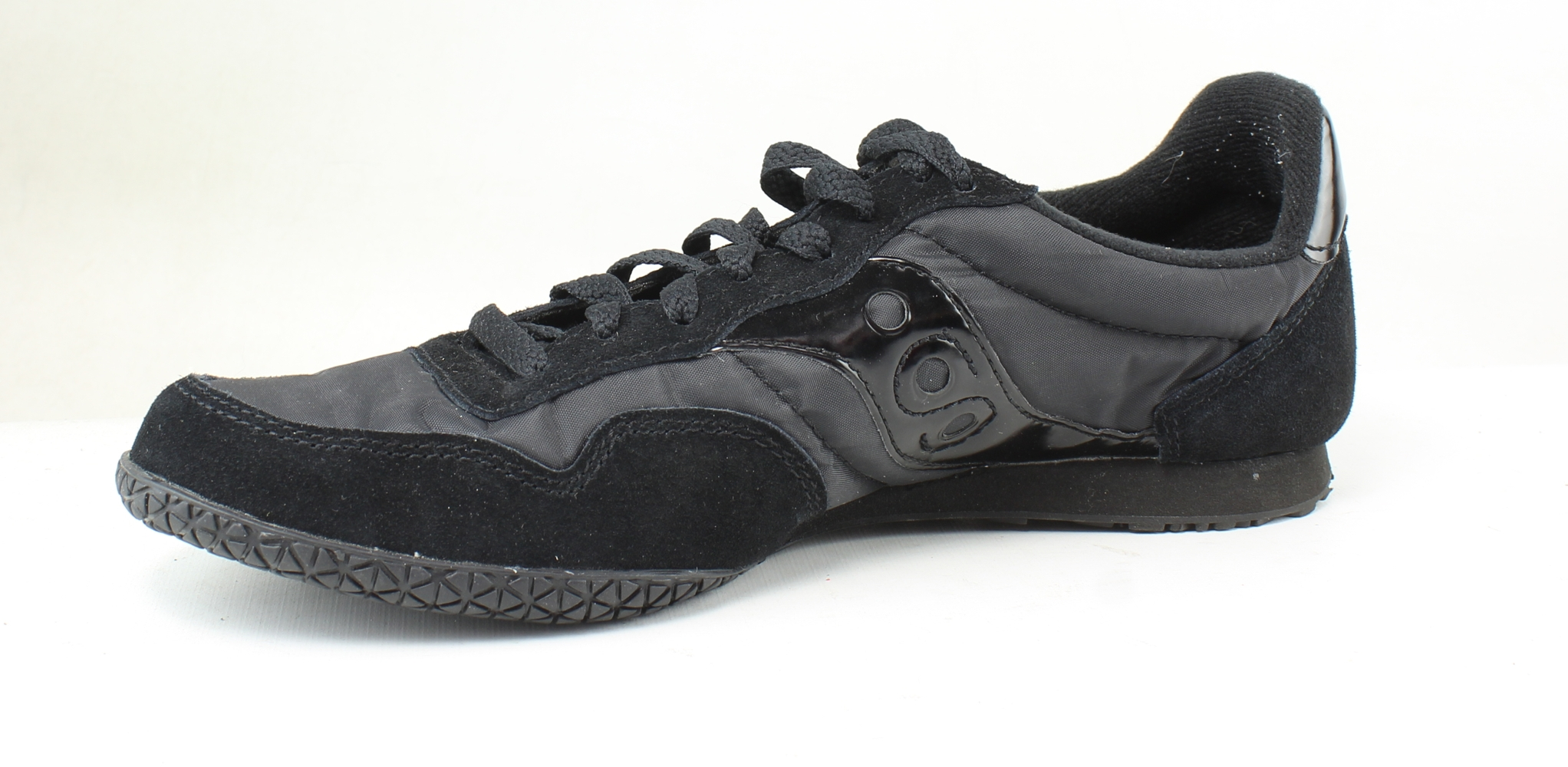 3bcfafb0ced1 Saucony Mens Bullet Black Running Shoes Size 10.5 (110318 ...