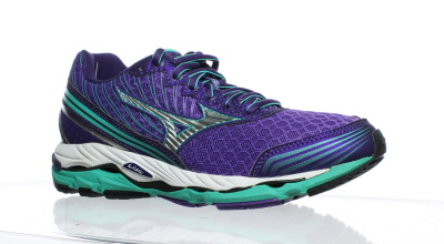a76f855030cd Mizuno Womens Wave Paradox 2 Purple Running Shoes Size 6.5 (C,D,W ...