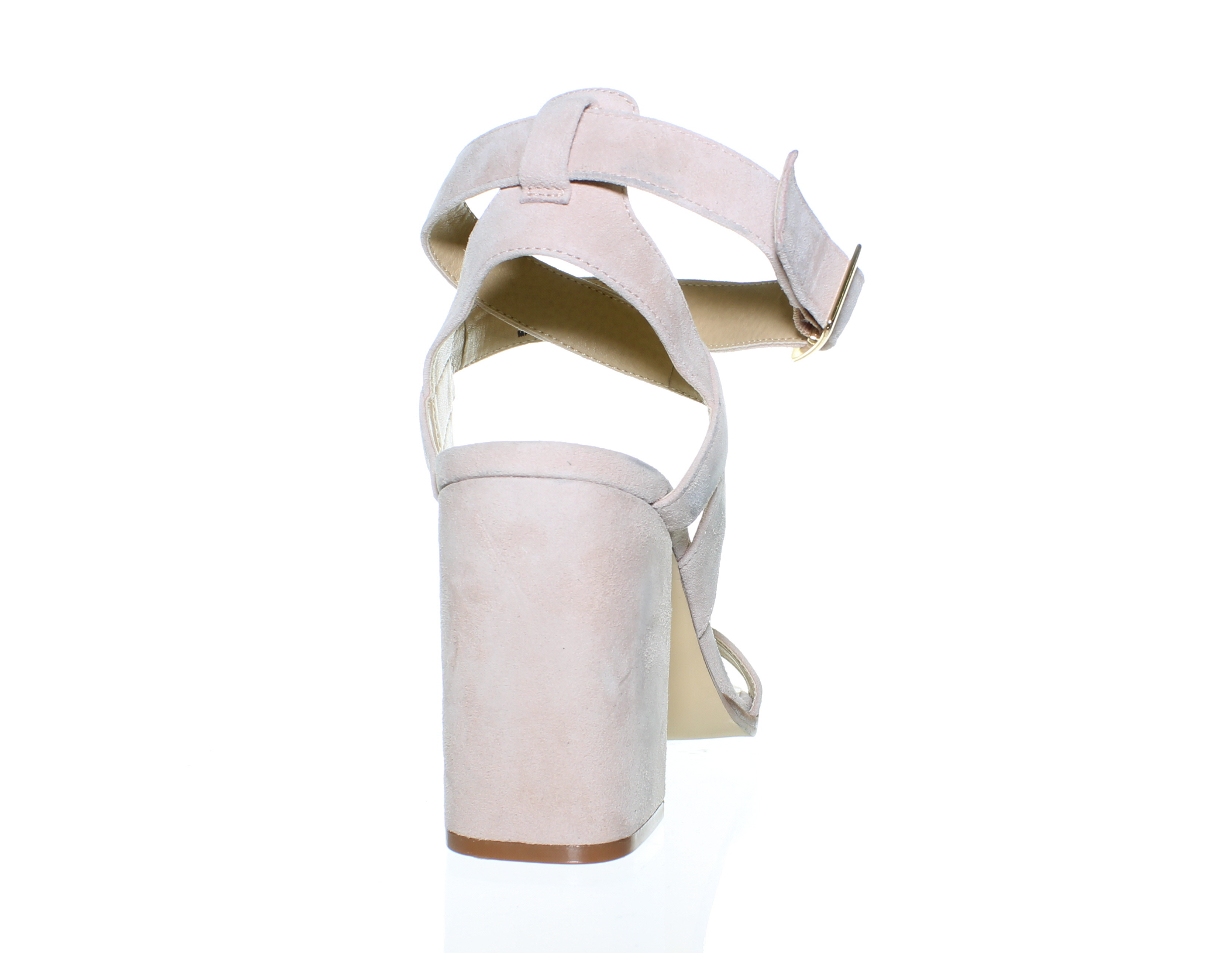 9854ce62423 Chinese Laundry Womens Sitara Rose Suede Ankle Strap Heels Size 10 ...