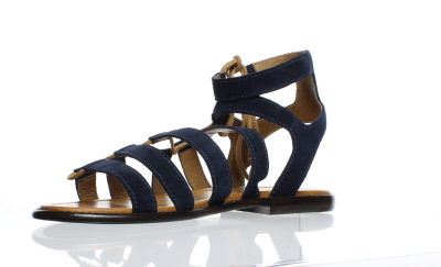 Frye-Womens-Blair-Side-Ghillie-Gladiators-Leather-Sandals thumbnail 7