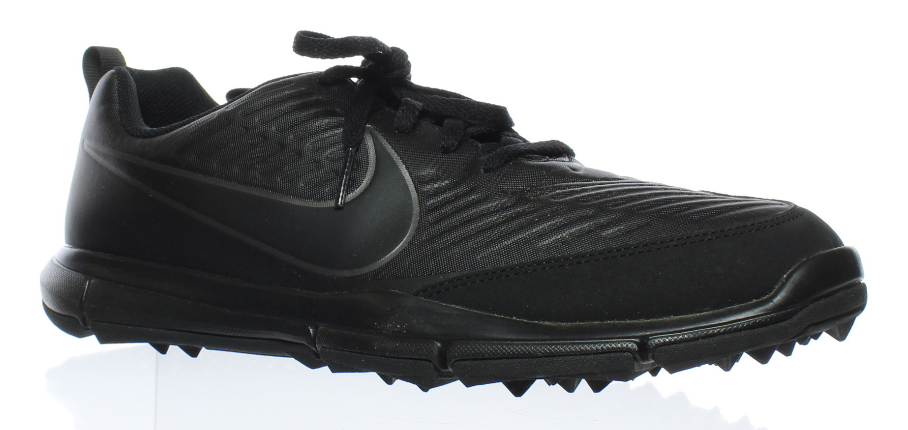 huge selection of 95384 4fc49 Nike Mens Mens Mens Black Running Shoes Size 9.5 (13148) abf21a