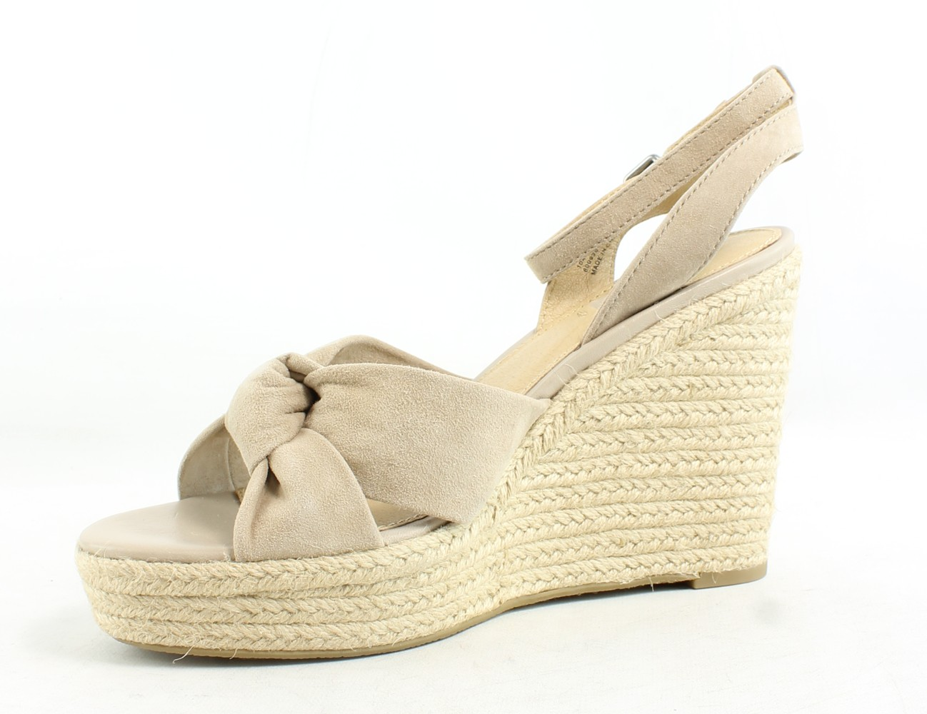 Frye-Womens-Charlotte-Twist-Suede-Leather-Ankle-Strap-Espadrille-Heels thumbnail 10