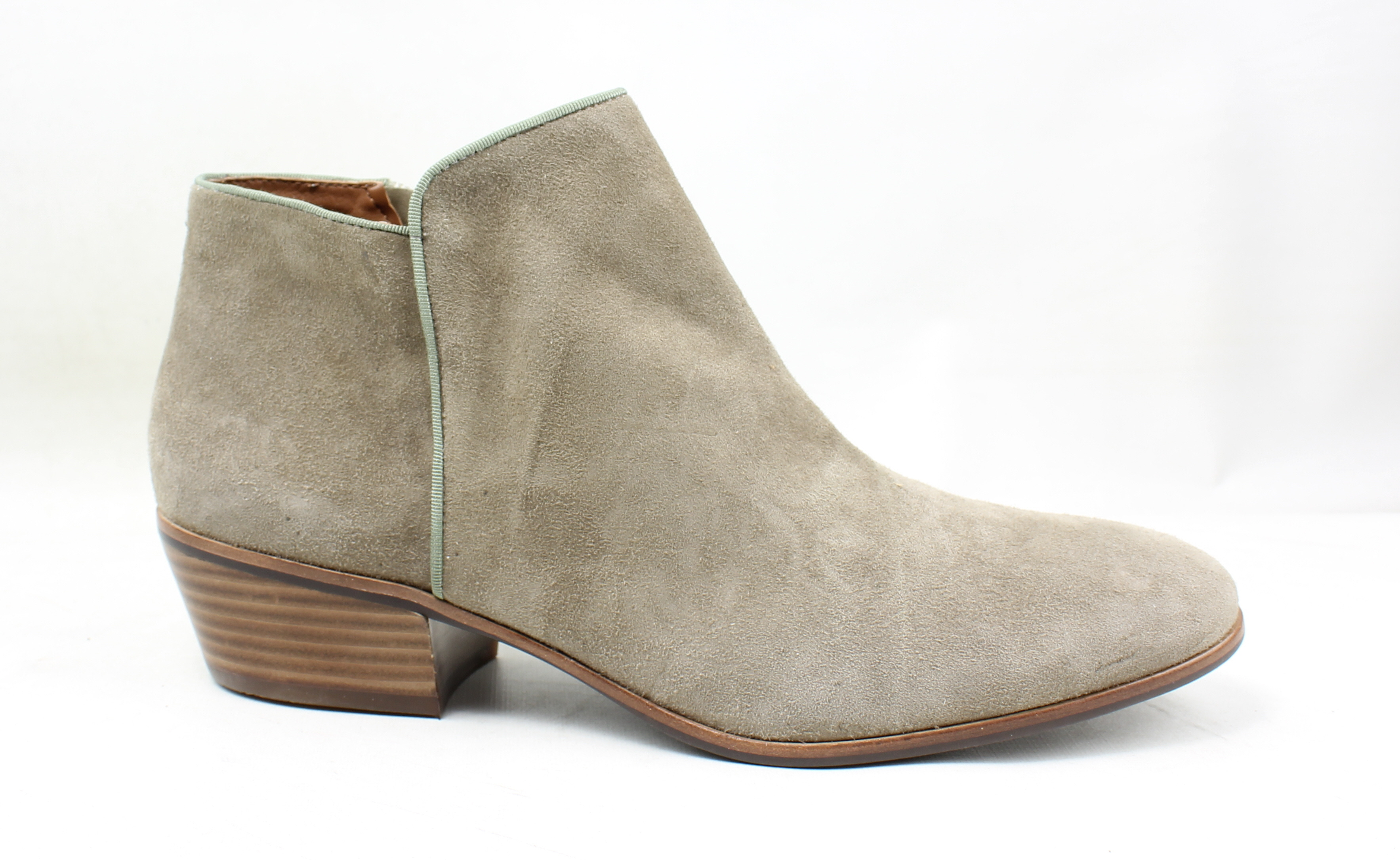 75c805d0db9db9 Sam Edelman Womens Petty Putty Suede Ankle Boots Size 10 (138412 ...