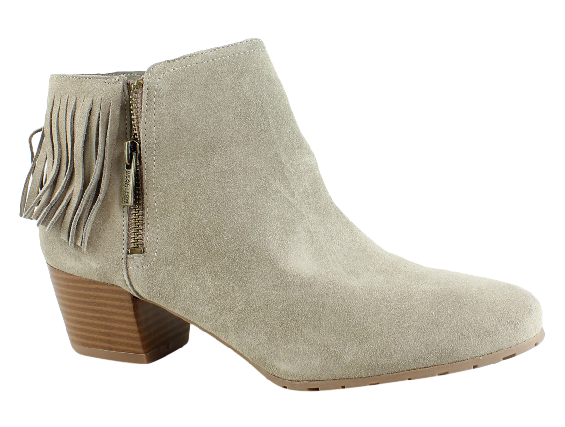 New Kenneth Cole Womens Pil-A-Tes Taupe Fashion Boots Size 9