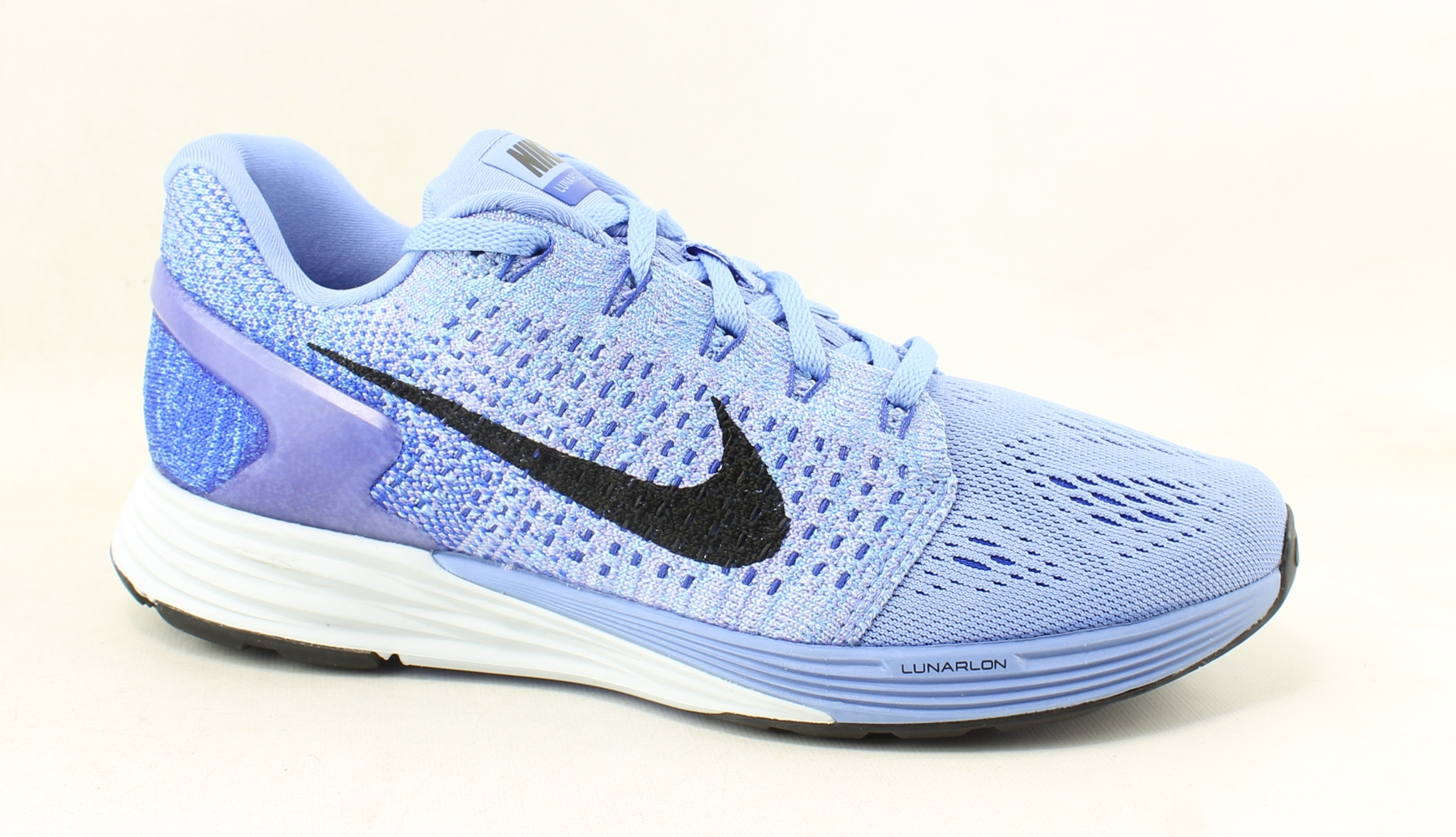 dd8822dd7bb2 Details about Nike Womens Lunarglide 7 Blue Running Shoes Size 7 (147264)