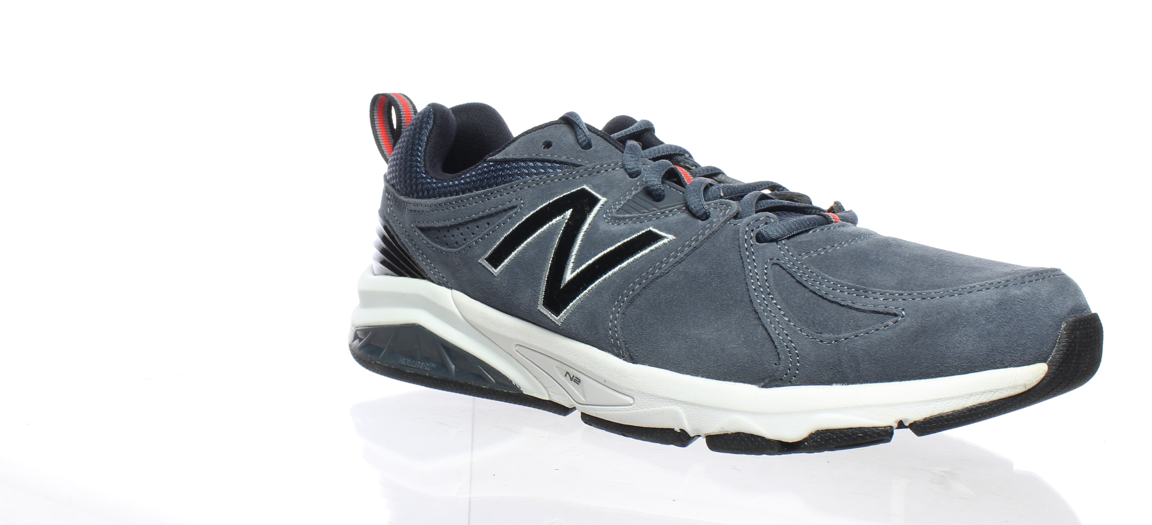 617fdc4715e Details about New Balance Mens Mx857ch2 Charcoal Cross Training Shoes Size  10 (172185)