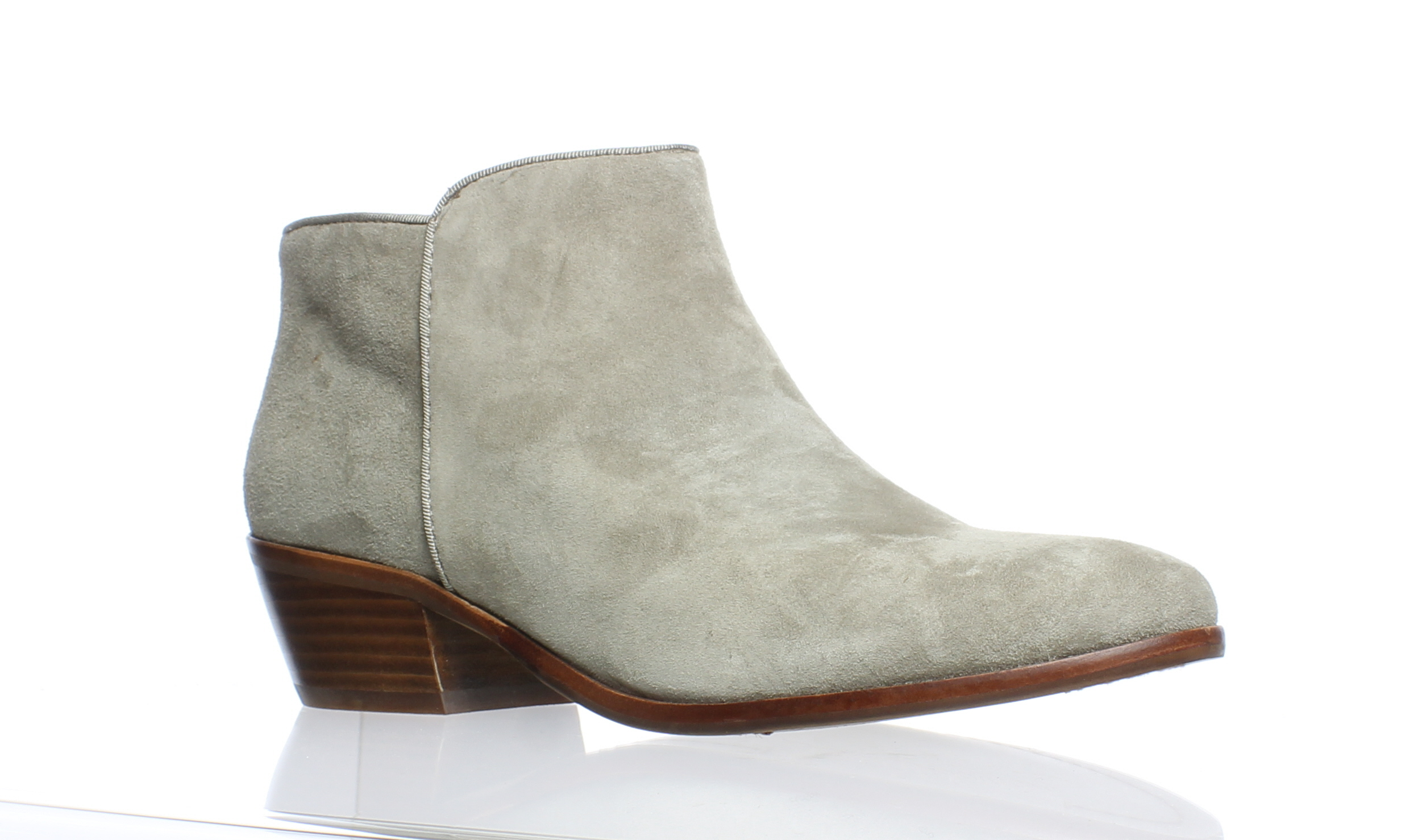 f425accf81dc79 Sam Edelman Womens Petty Putty Suede Ankle Boots Size 7 (173966 ...