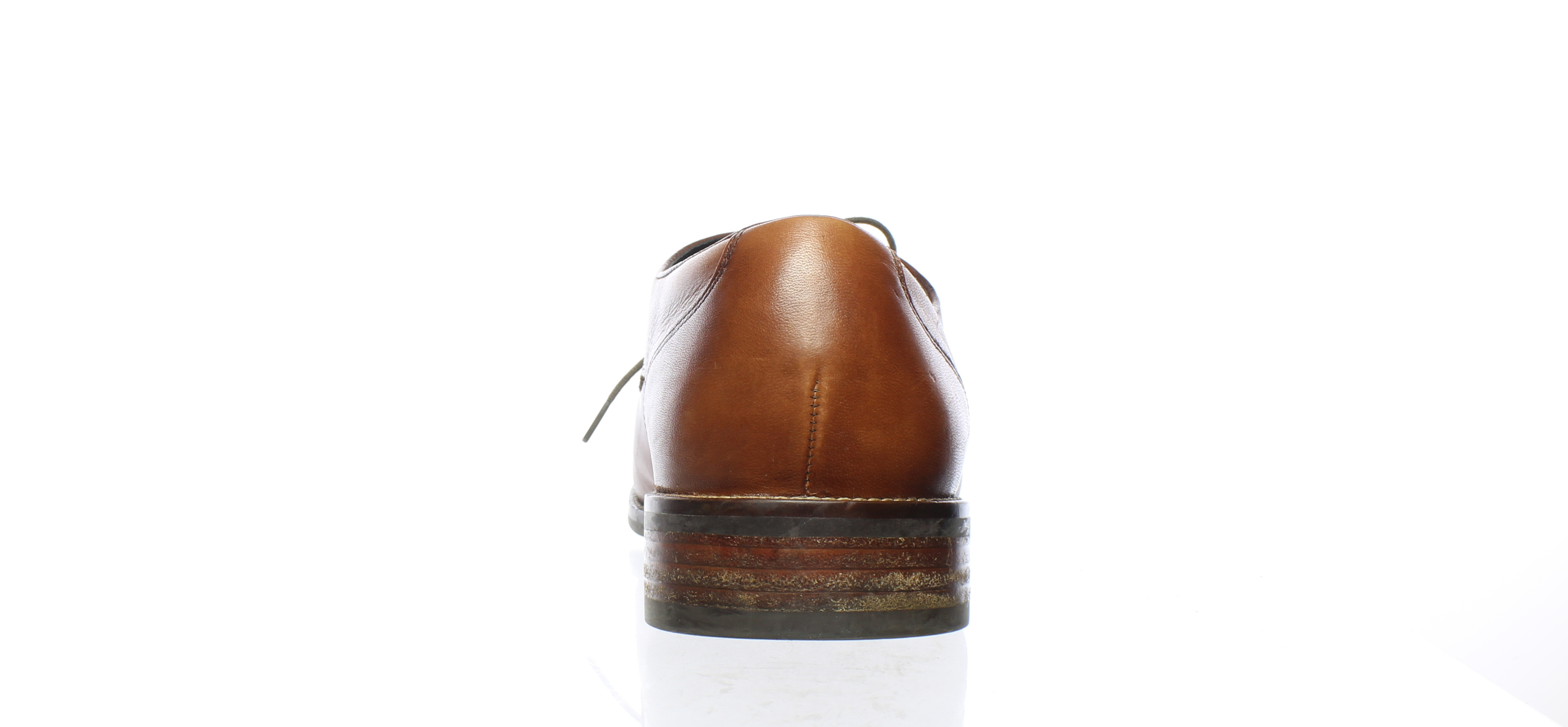 6586fc99a90 Cole Haan MENS Jay Grand 2 Gore Brown Oxford Dress Shoe Size 10.5 (174885)