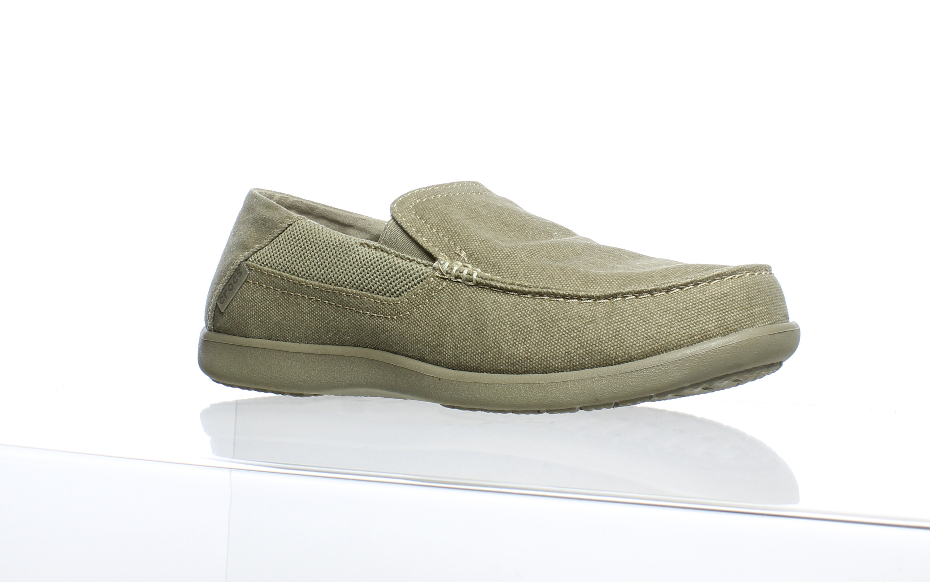 5ba3124ea83 Crocs mens santa cruz khaki loafers size jpg 3004x1880 Santa cruz loafers