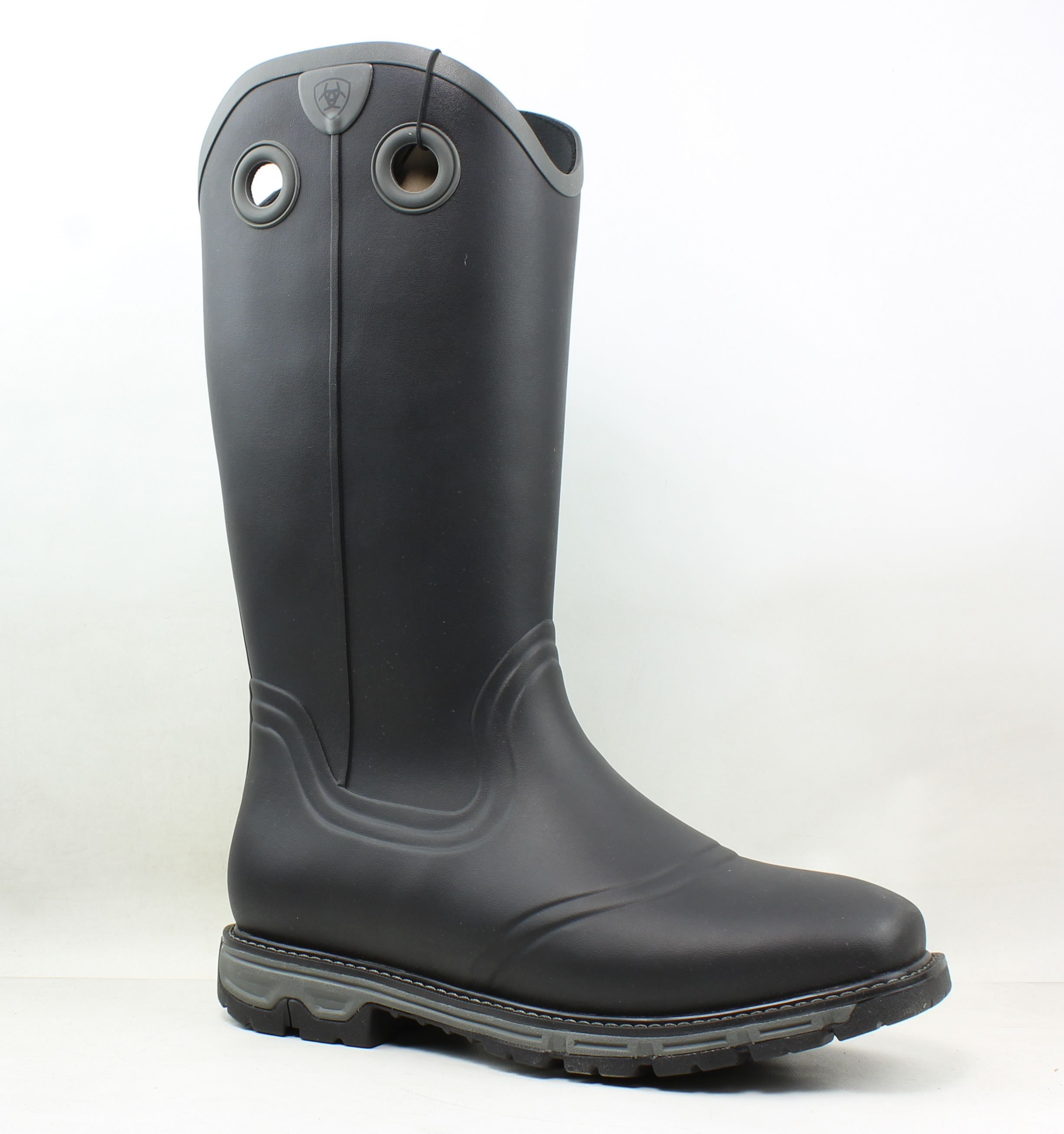 Details about New Ariat Mens Conquest Black Snow Boots Size 13 (2E) (177239) 0eaee2b5f