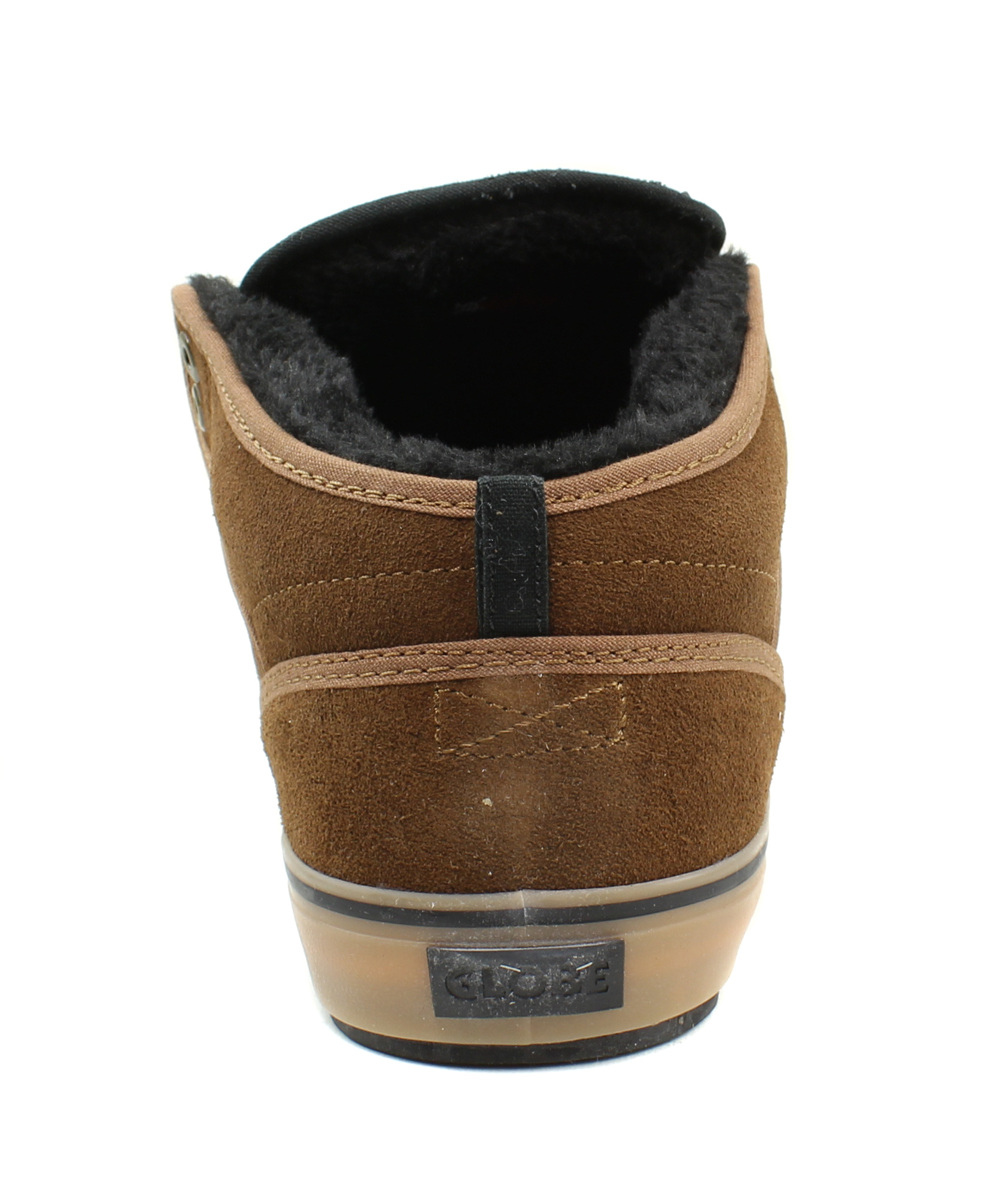 Globe-Mens-Motley-Mid-Skateboarding-Insulated-Leather-Casual-Shoes thumbnail 11