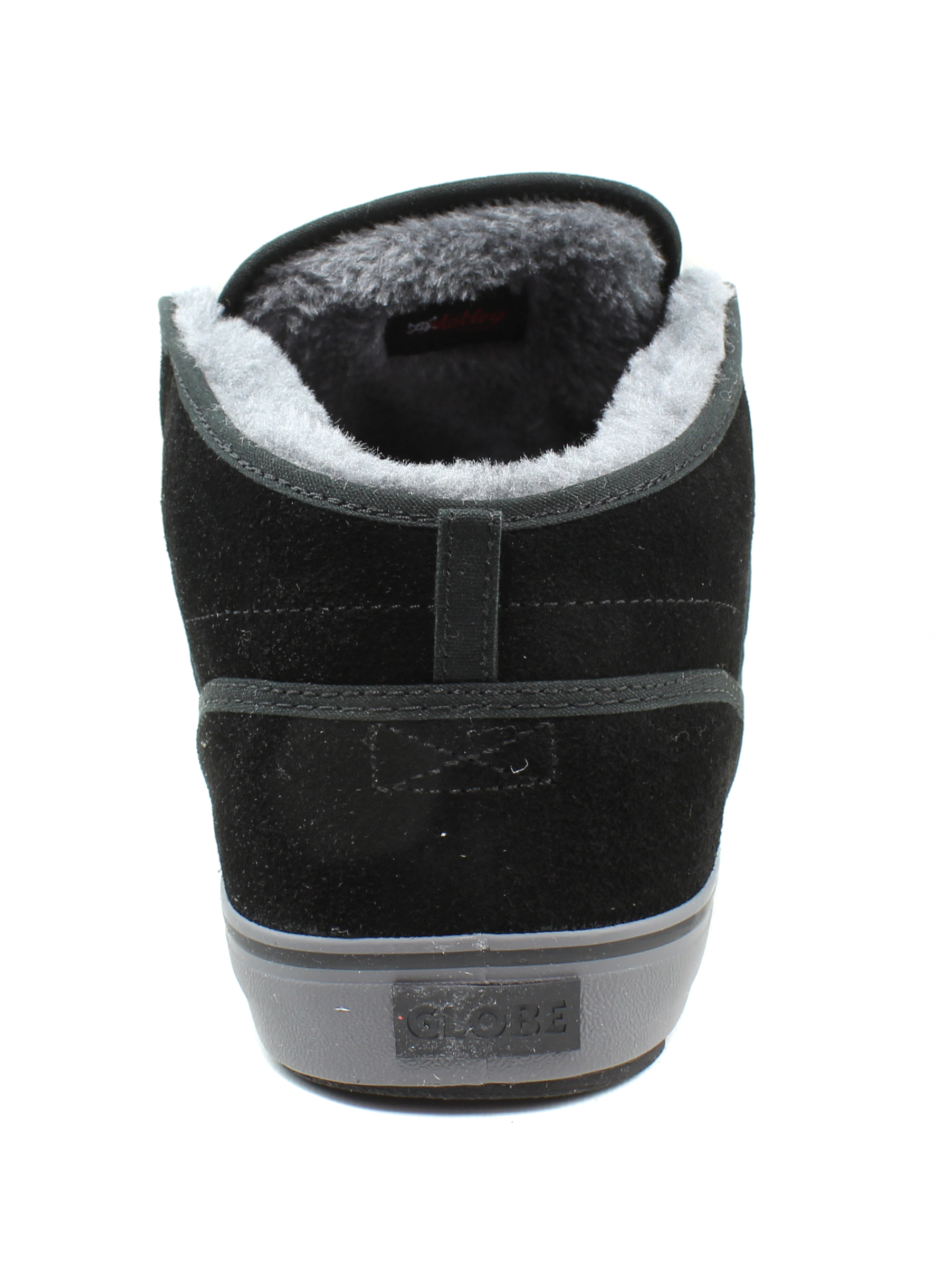Globe-Mens-Motley-Mid-Skateboarding-Insulated-Leather-Casual-Shoes thumbnail 7