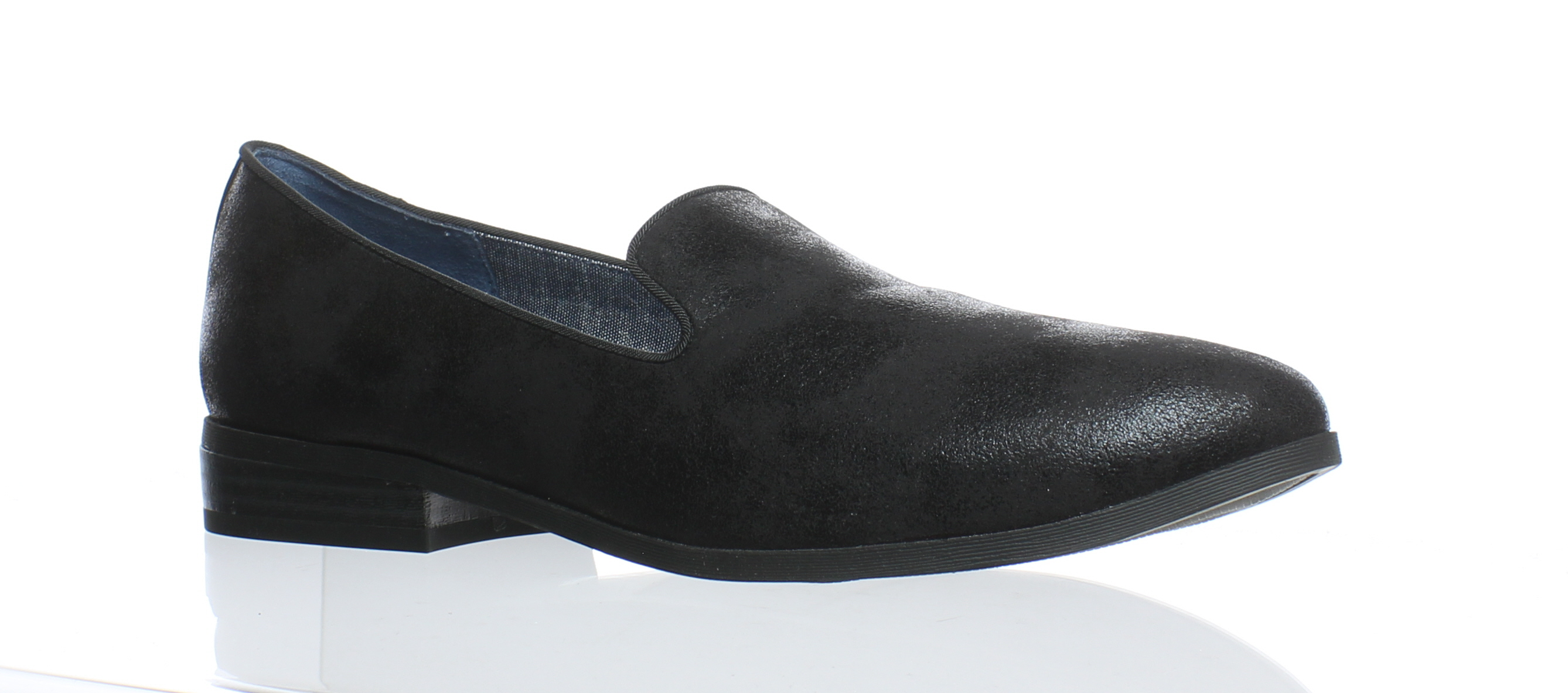 8a61a828246 Dr. Scholl s Womens Emperor Black Splatter Loafers Size 8 (180265 ...