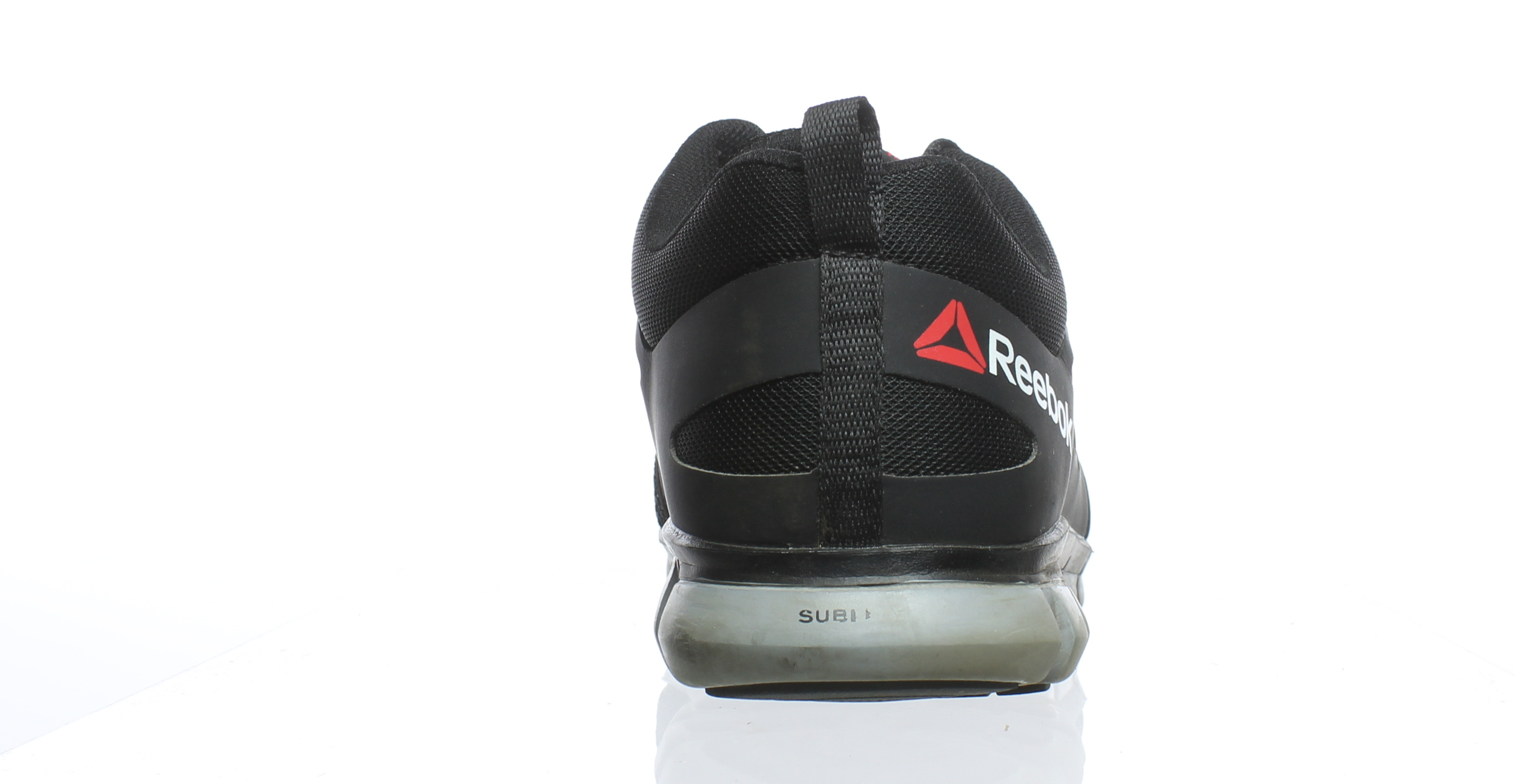 4c641a7da740 Reebok Mens Sublite Cushion Work Black Safety Shoes Size 11.5 ...
