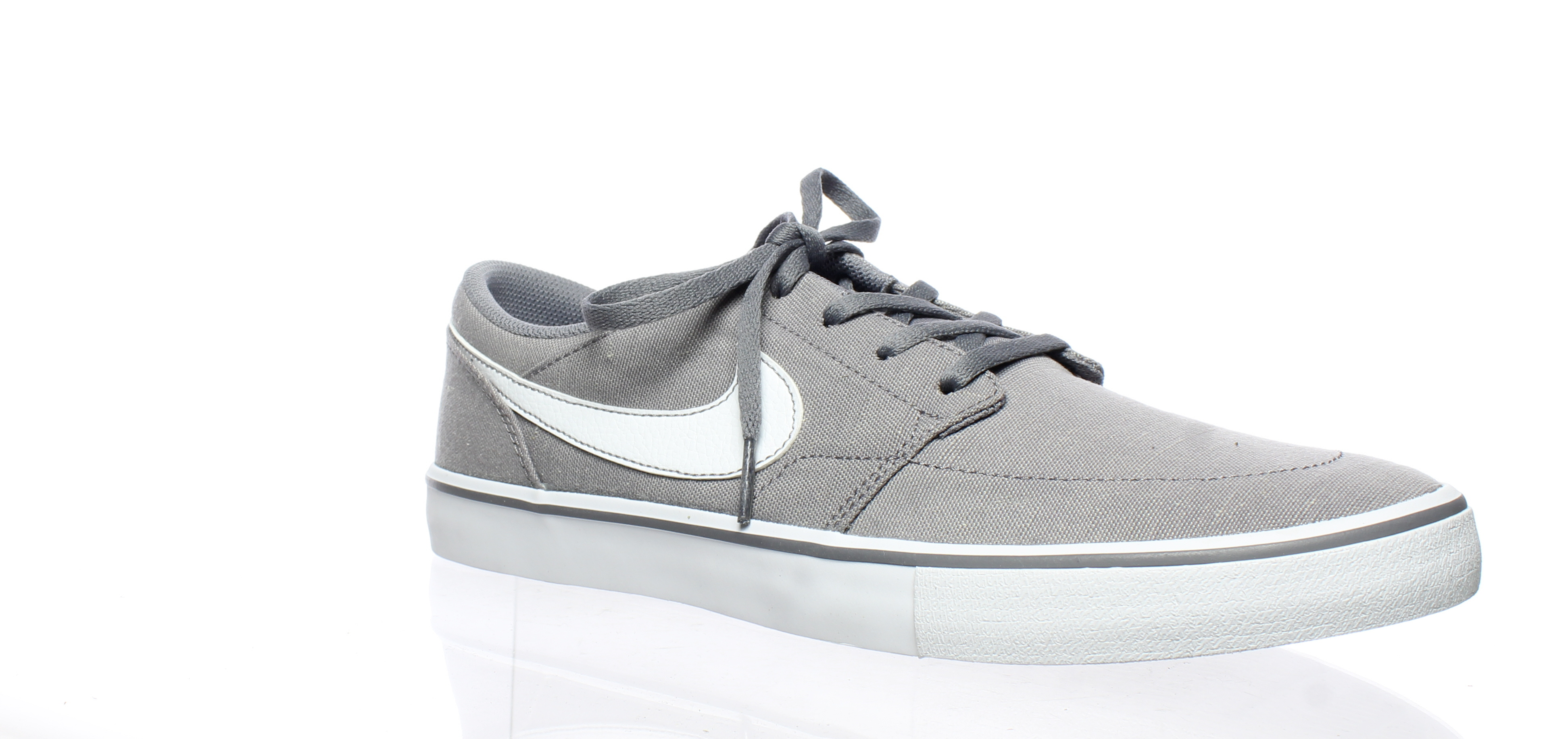 7242533663 Details about Nike Mens Sb Portmore Ii Gray Skateboarding Shoes Size 10.5  (185456)
