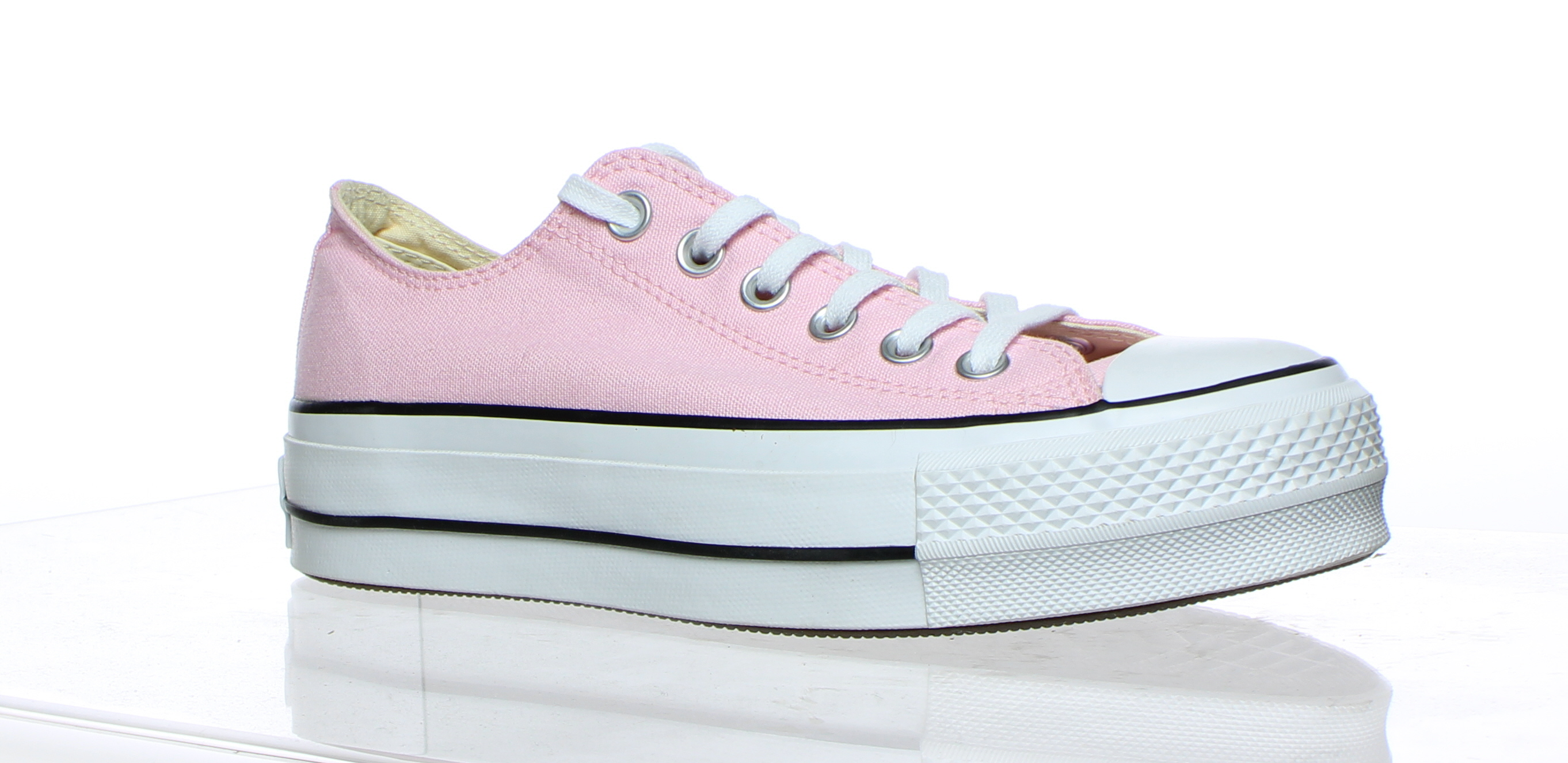 f24f0941feac Details about Converse Womens Lift Ox Pink Fashion Sneaker Size 7 (191232)