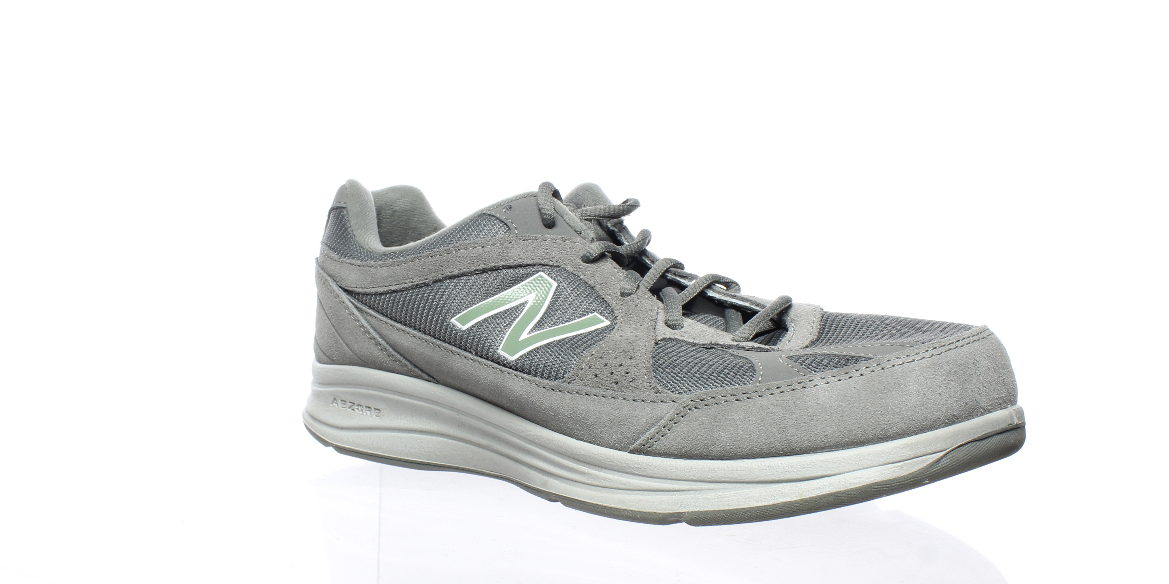 5a8c5518dcd0 New Balance Mens Mw877gt Grey Walking Shoes Size 9.5 (2E) (193410 ...