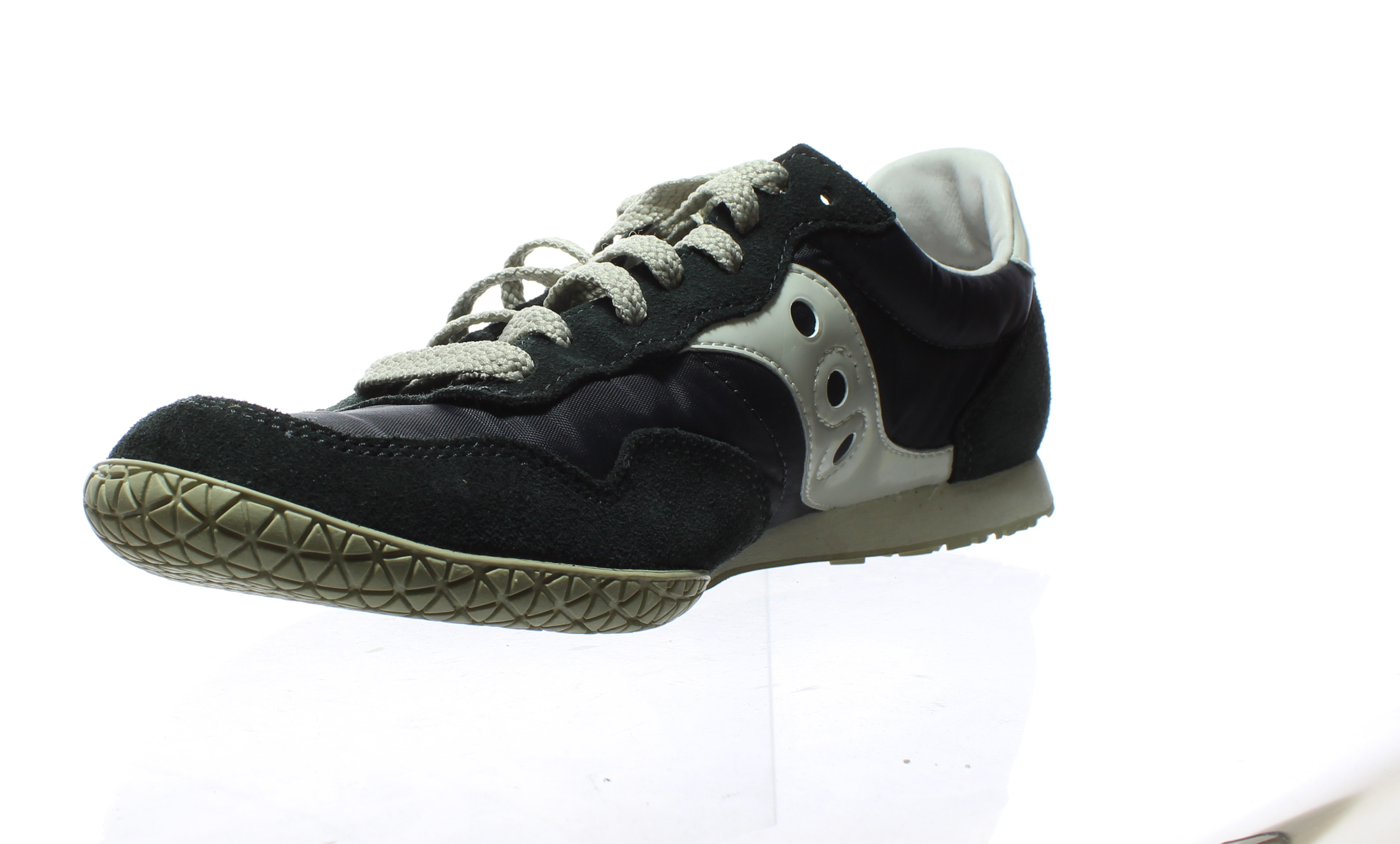 73517eead491 Saucony Mens Bullet Navy Gray Running Shoes Size 9 (210331 ...