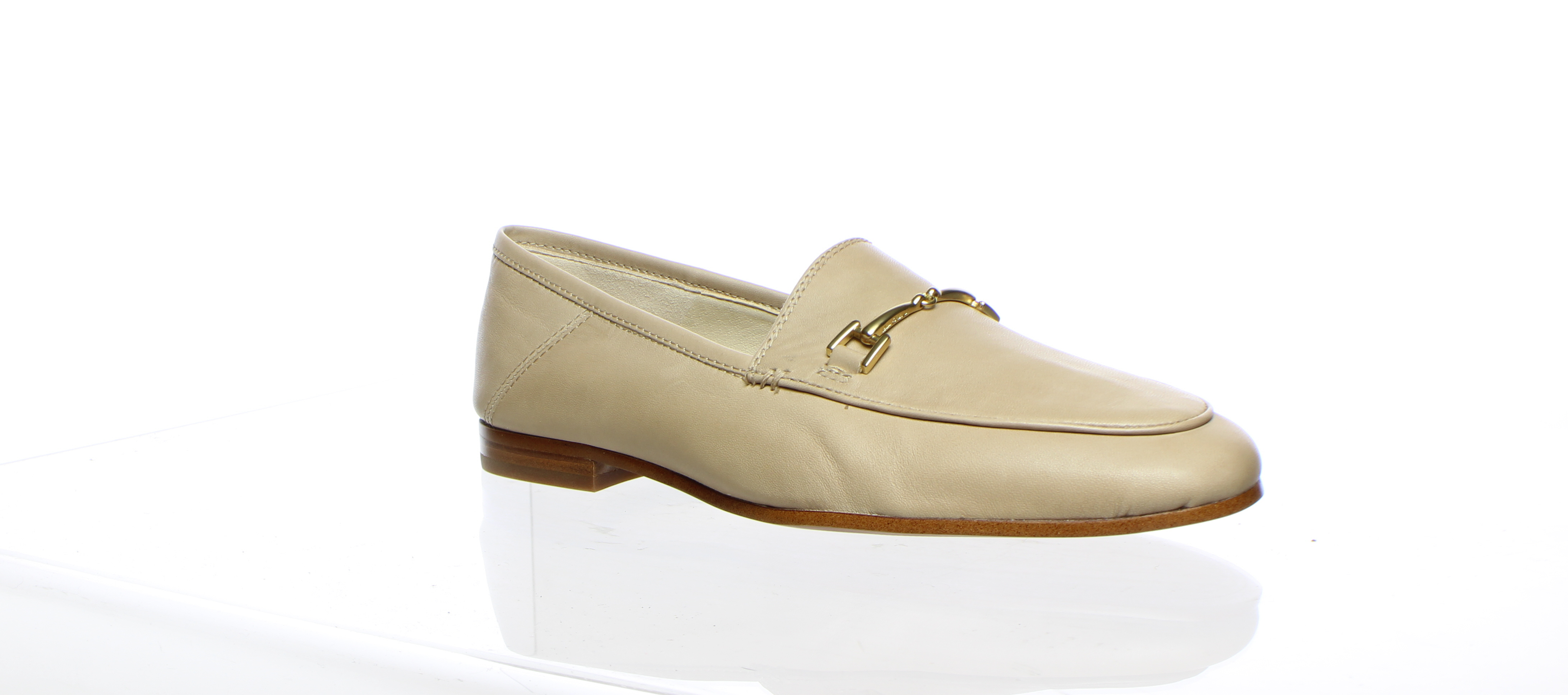 35b9a9b4dc4 Details about Sam Edelman Womens Loraine Tan Loafers Size 6 (214054). More  Amazing Brand Name Deals!!