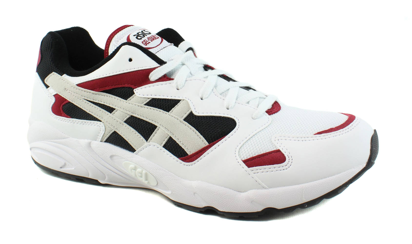 official photos a183a 70eea ASICS MENS Gel-Diablo White Size 10.5 (234185)