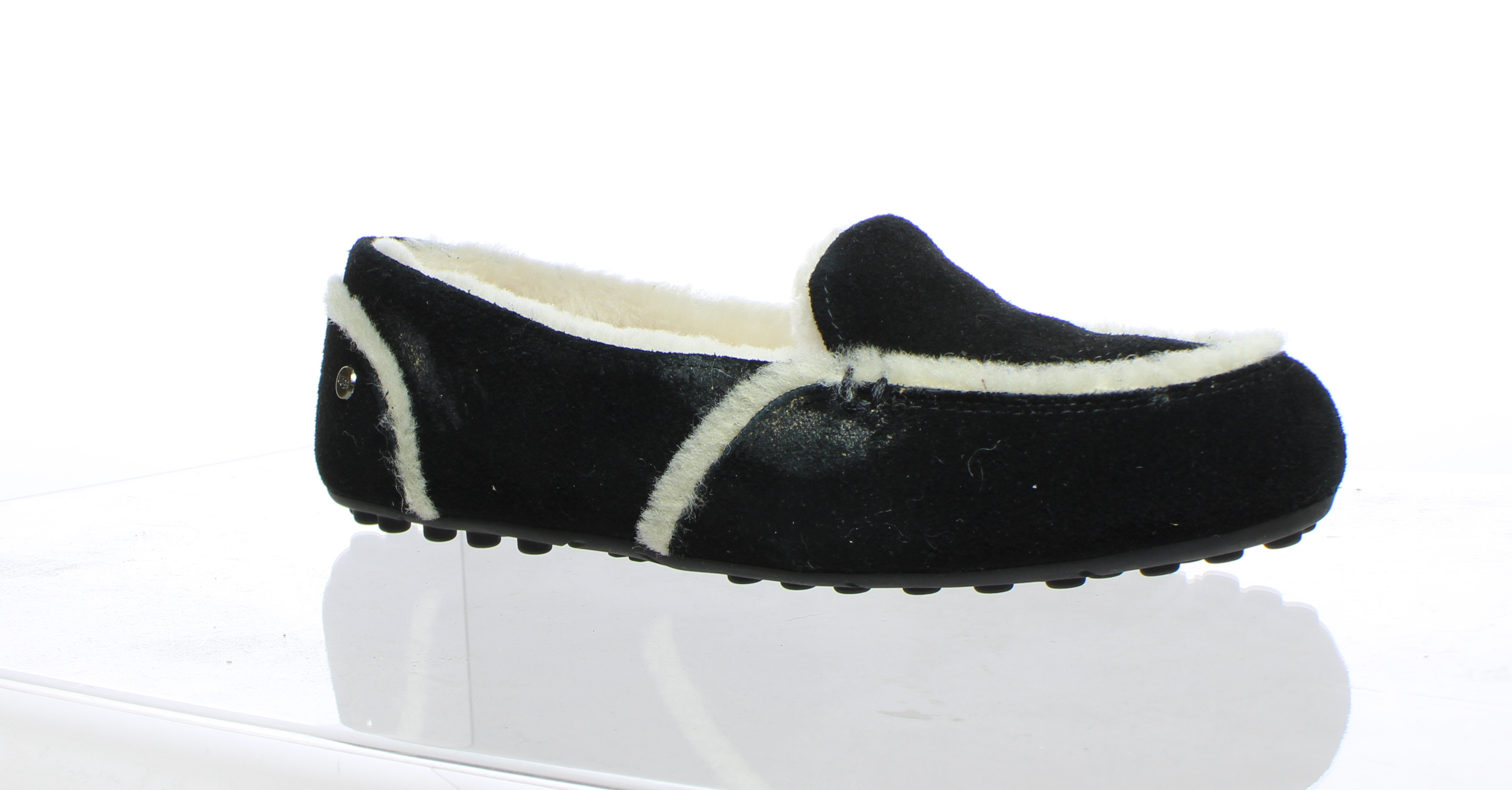 f14e8cecf5c UGG Womens Hailey Black Mule Slippers Size 8 (236094) 191142423991 ...