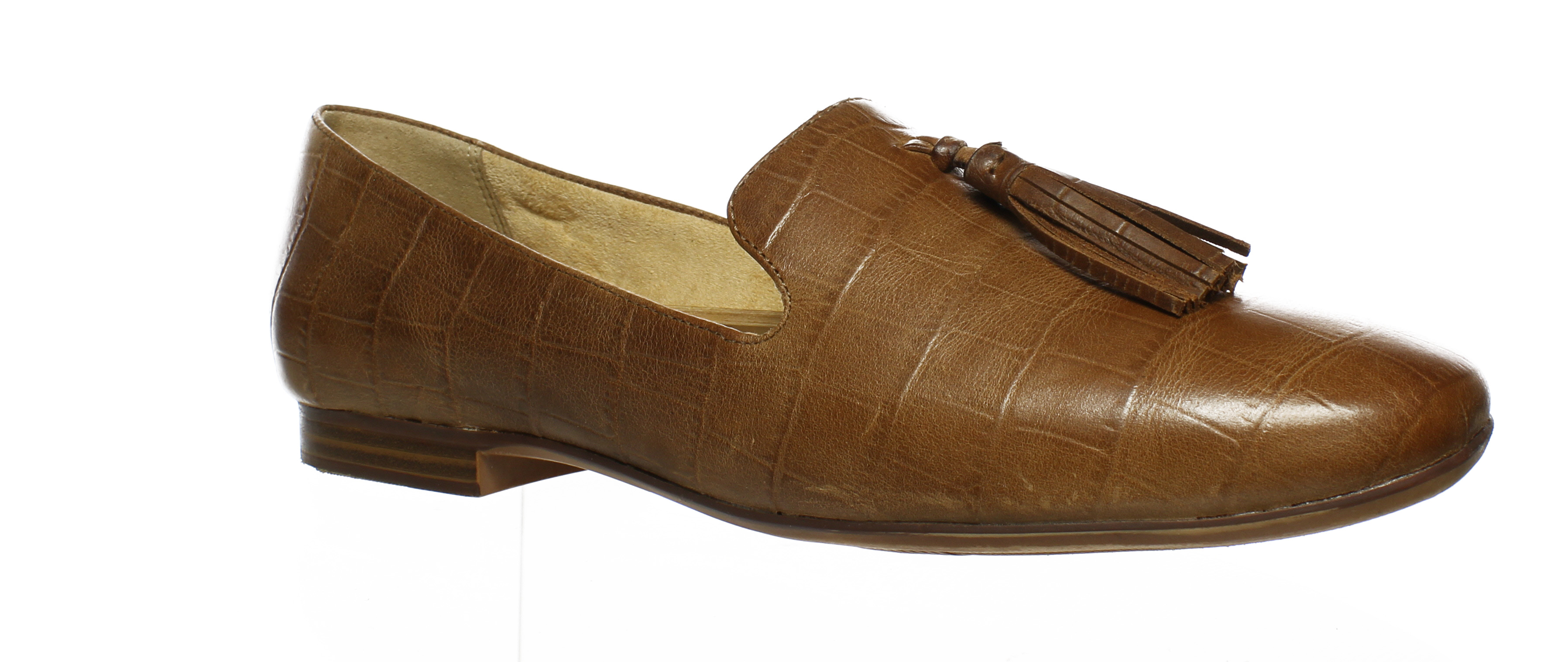 070116c51e9 Naturalizer Womens Elly Tan Loafers Size 9 (AA