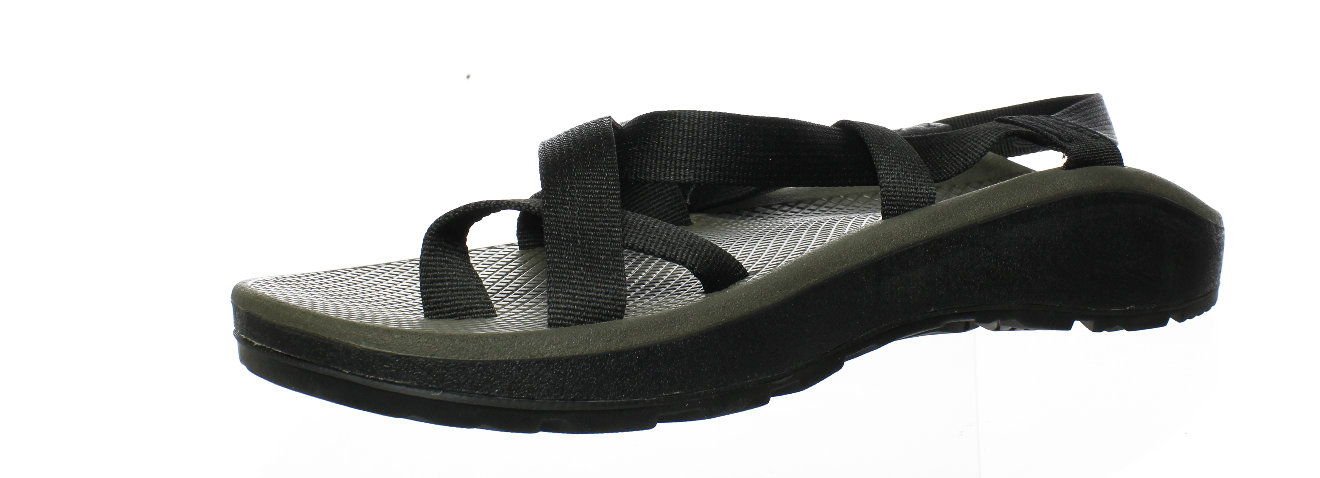 ba550a9c29bc ... Picture 2 of 4  Picture 3 of 4  Picture 4 of 4. Chaco Mens Zcloud 2  Black Sport Sandals Size 15 ...
