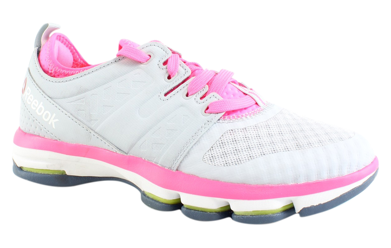 3504ee603b3 New Reebok Womens Gray Running Shoes Size 6.5
