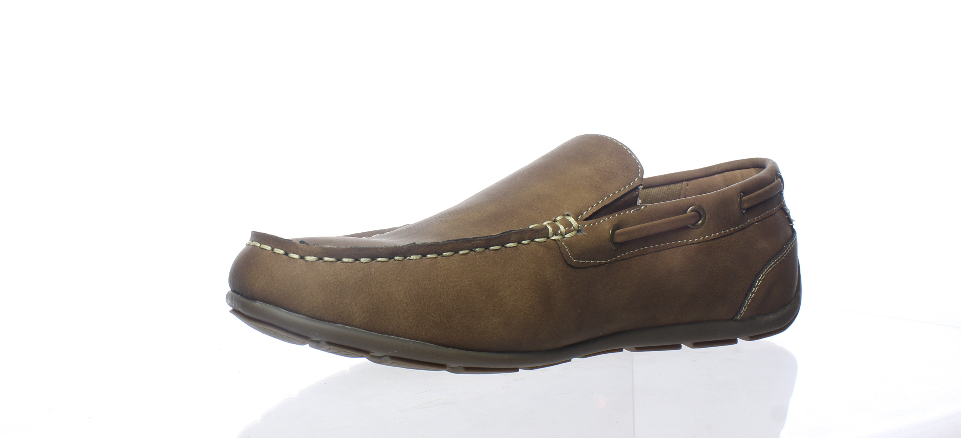 GBX-Mens-Ludlam-Casual-Moc-Toe-Slip-On-Boat-Shoe-Driving-Loafers thumbnail 15