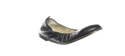 cfc90a6870d493 Details about botkier Womens Mason Black Leather Ballet Flats Size 11  (255801)