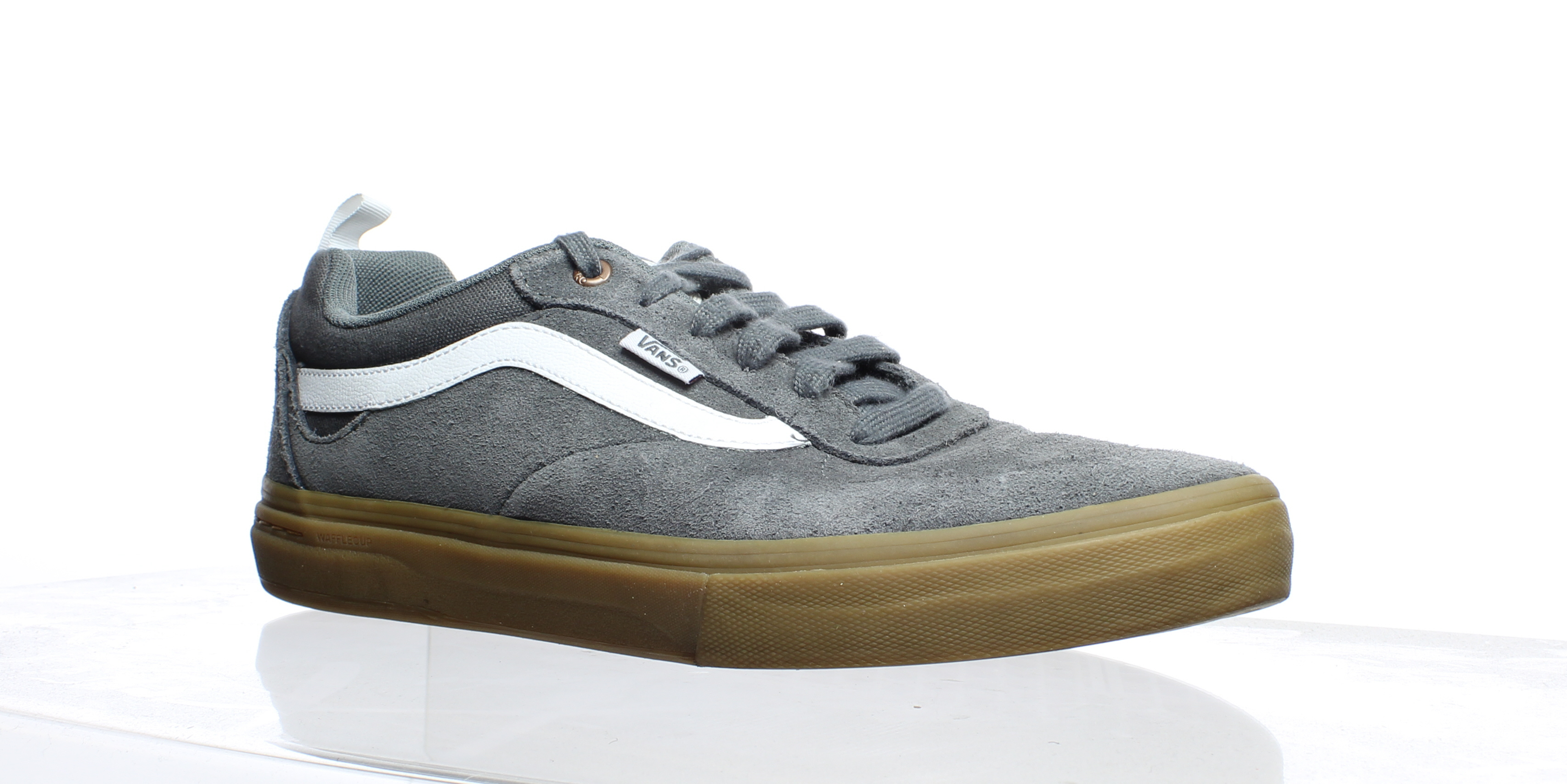7d5660ebbffd Vans Mens Kyle Walker Pro Gray Skateboarding Shoes Size 10 (258521 ...