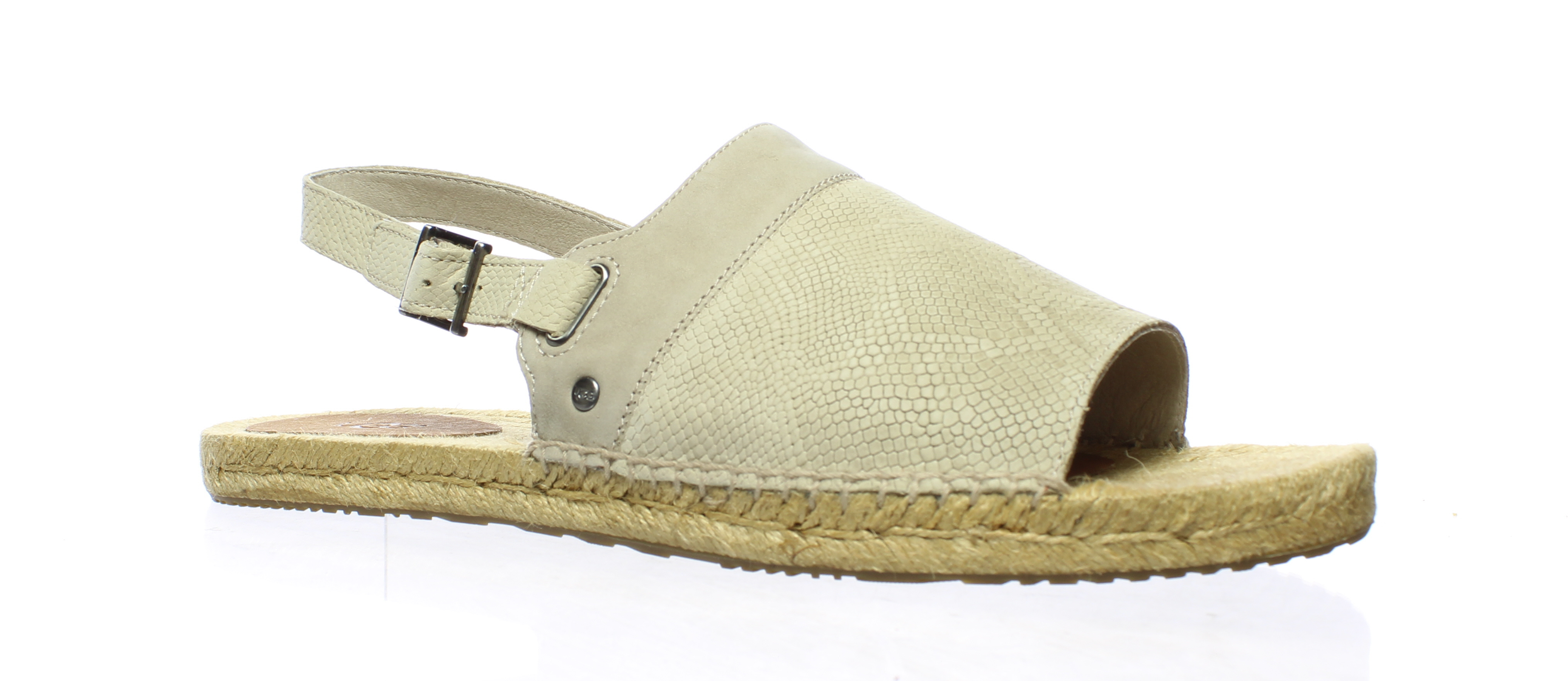3d9895ed8eb Details about UGG Womens Gray Slingbacks Size 11