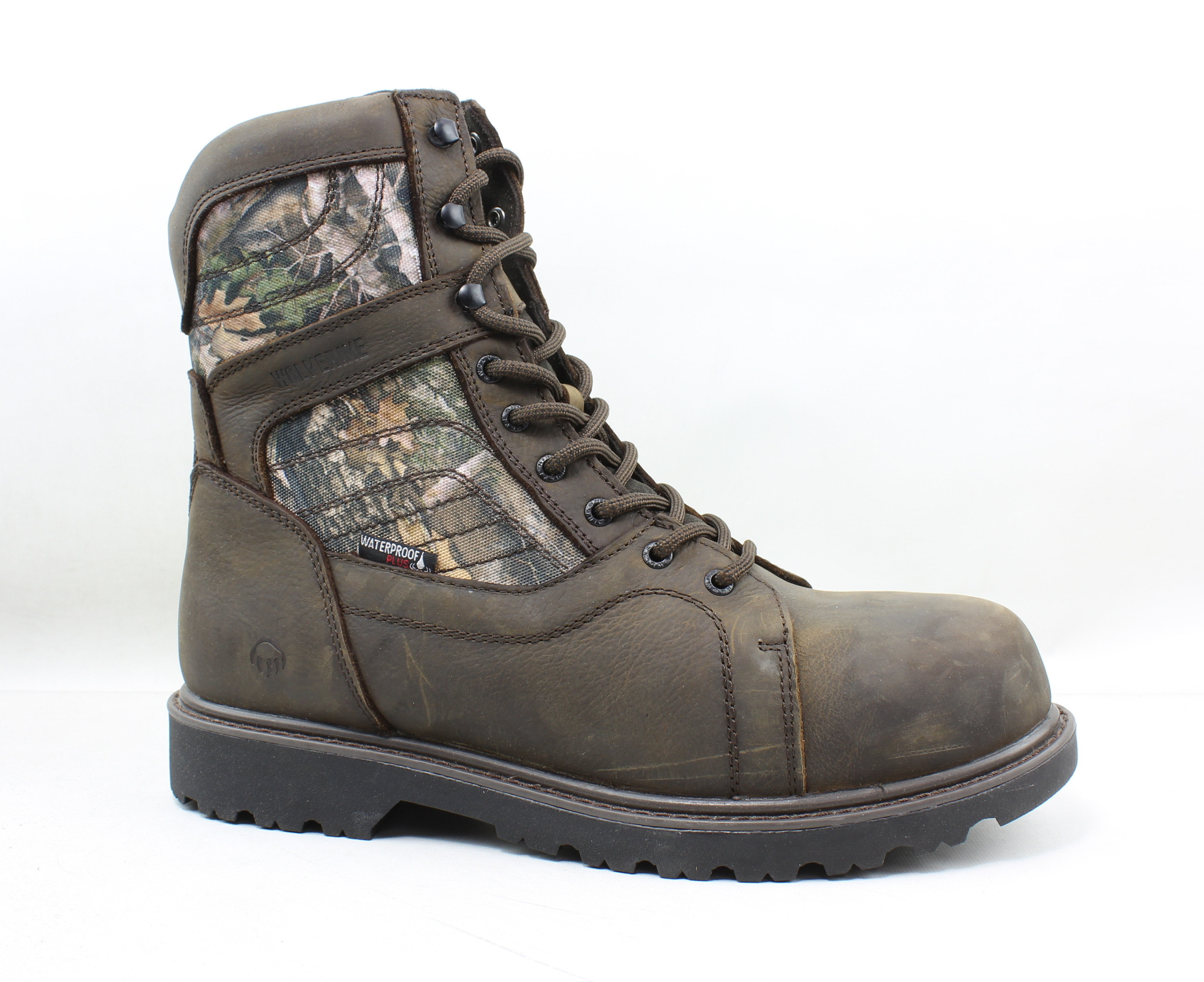 5738a0fd7ed Details about Wolverine Mens Blackhorn Brown Hunting Boots Size 12 (2E)  (278203)
