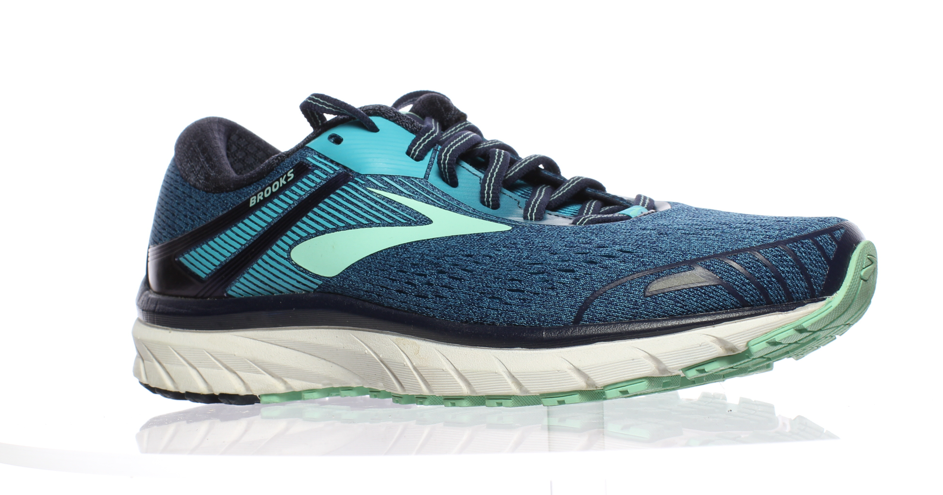 Brooks Damenschuhe 1202681D Navy/Teal/Mint (C,D,W) Walking Schuhes Größe 8 (C,D,W) Navy/Teal/Mint (27837) 0ae70e