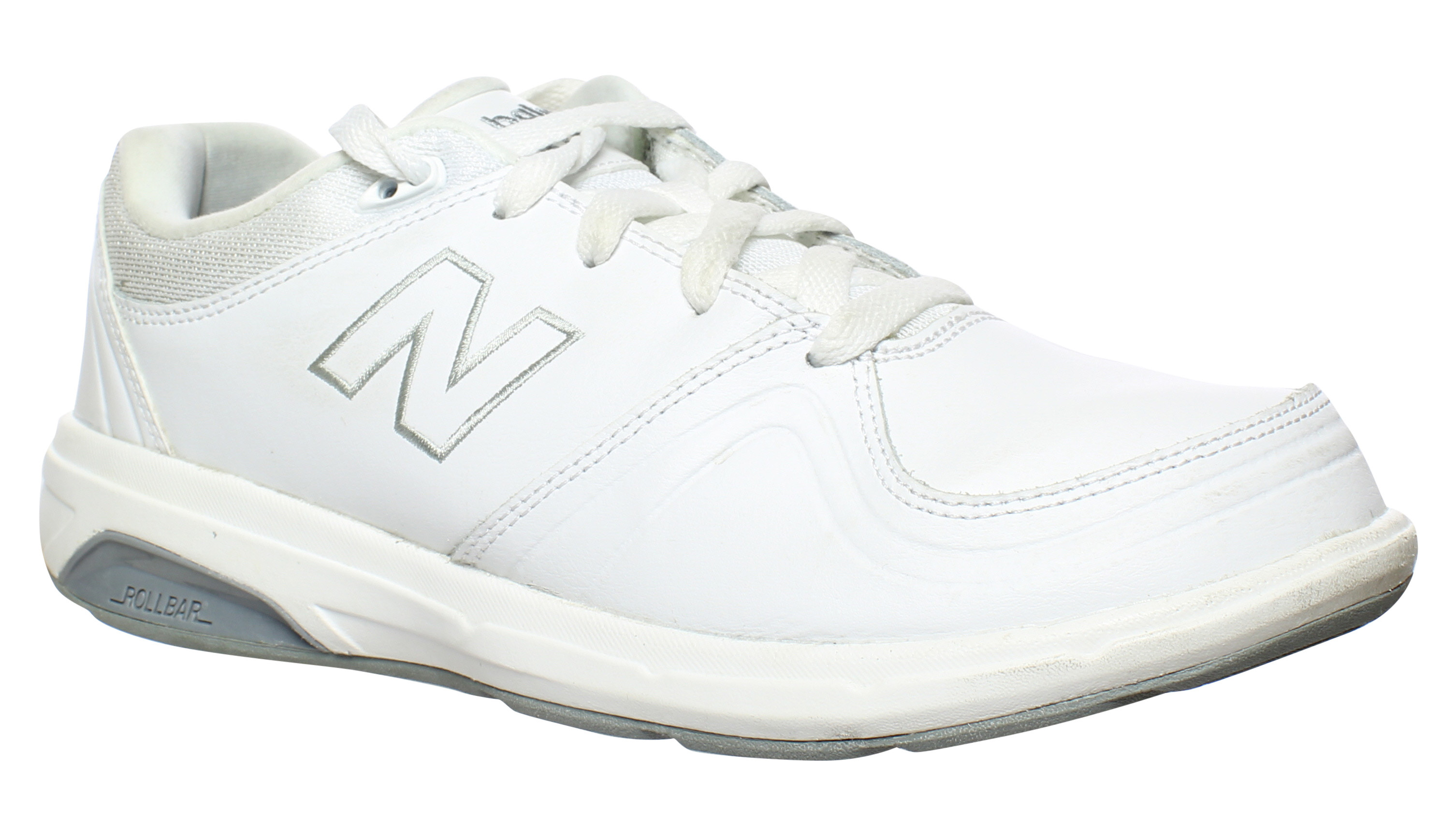 New Balance Womens Ww813wt White Walking Shoes (C,D,W) Size 8.5 (C,D,W) Shoes (29276) 0f3709