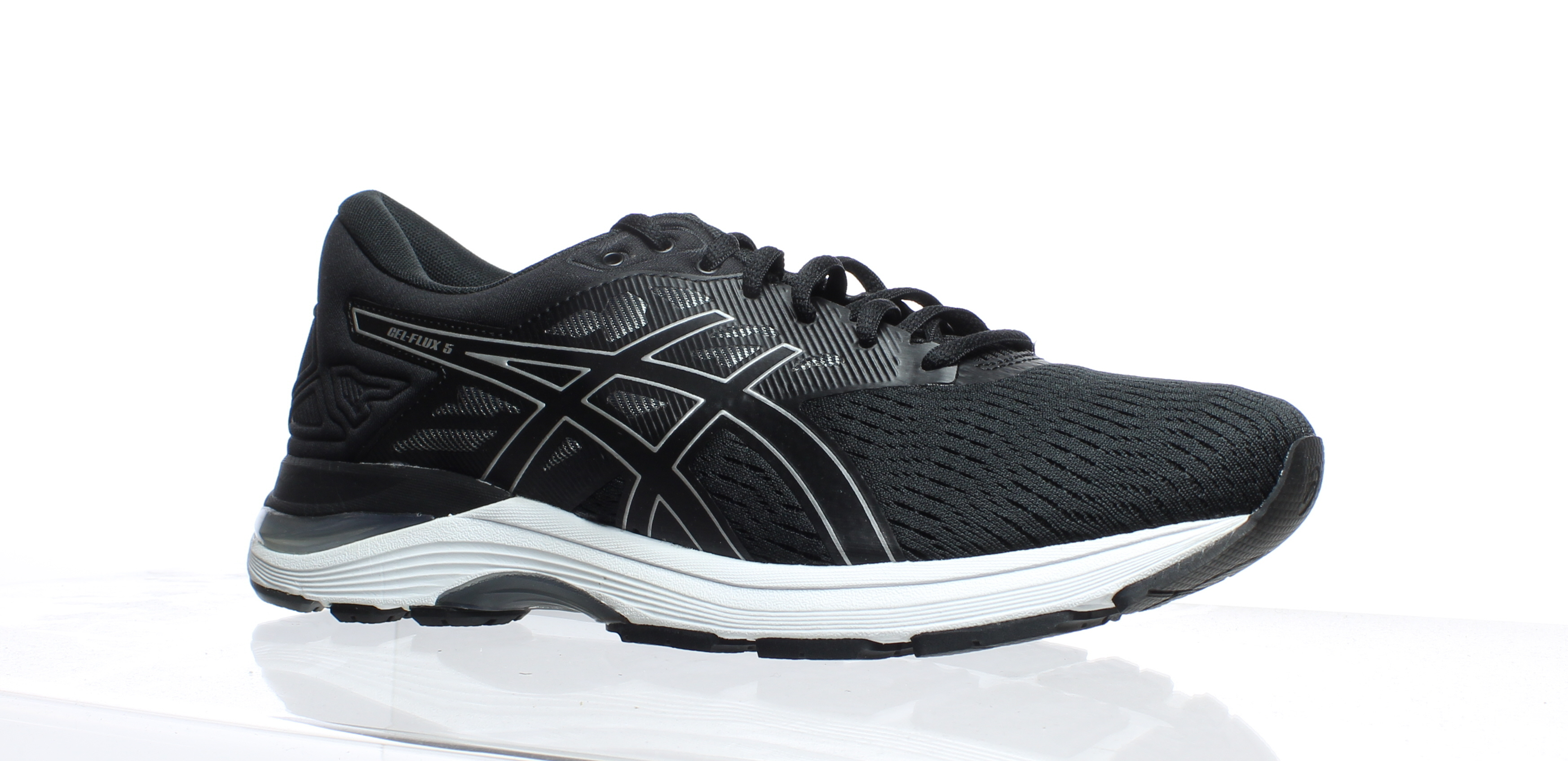 asics running trainers mens size 9