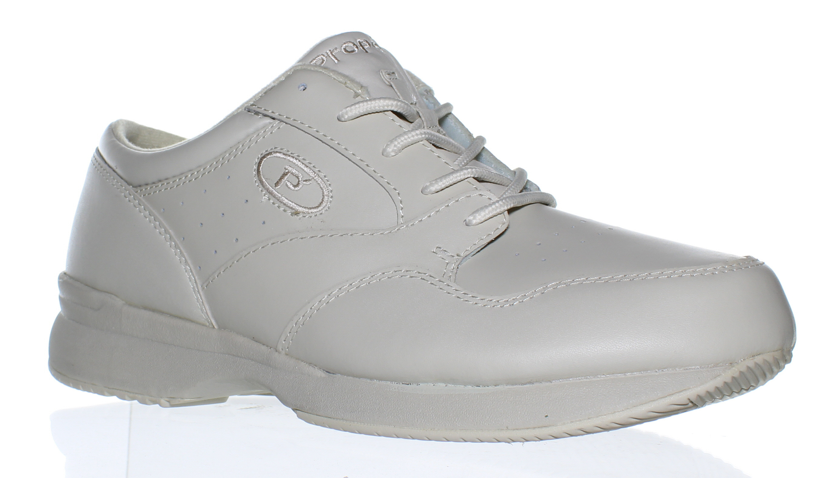 brand new 858f8 c5423 New Propet Mens Sport White Walking Walking Walking Shoes Size 11 (3E)  f53661