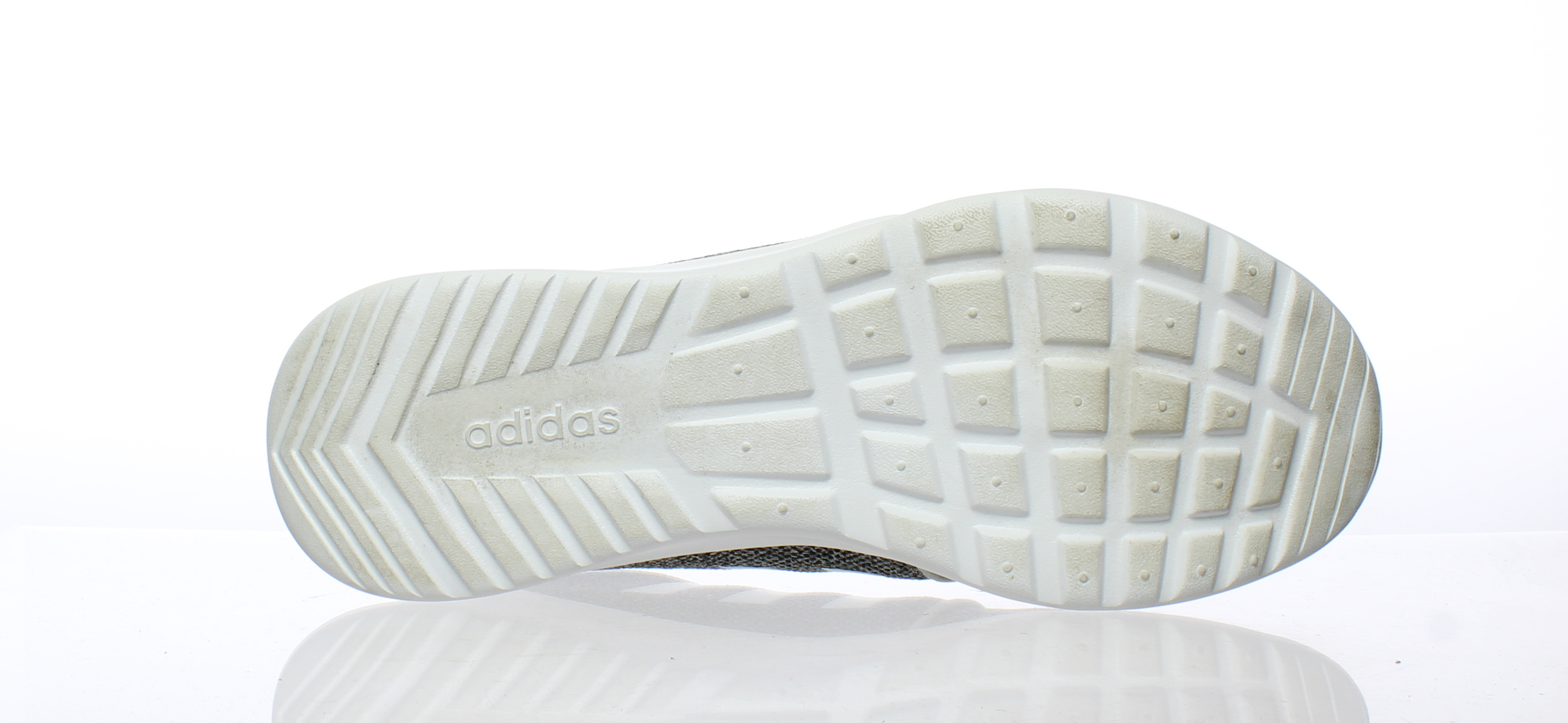 Details about Adidas Womens Cloudfoam Qt Racer Gray Running Shoes Size 8 (324749)