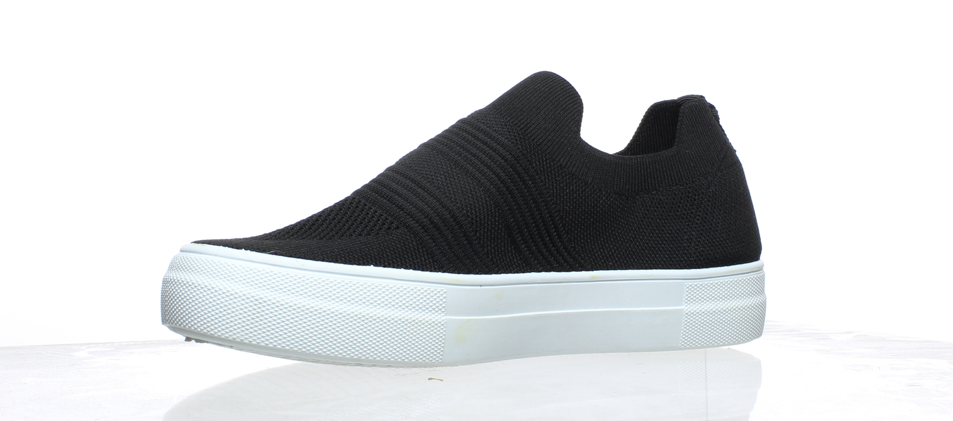 9e7f0332850d9 Details about Madden Girl Womens Bravee Black Fashion Sneaker Size 8  (354770)