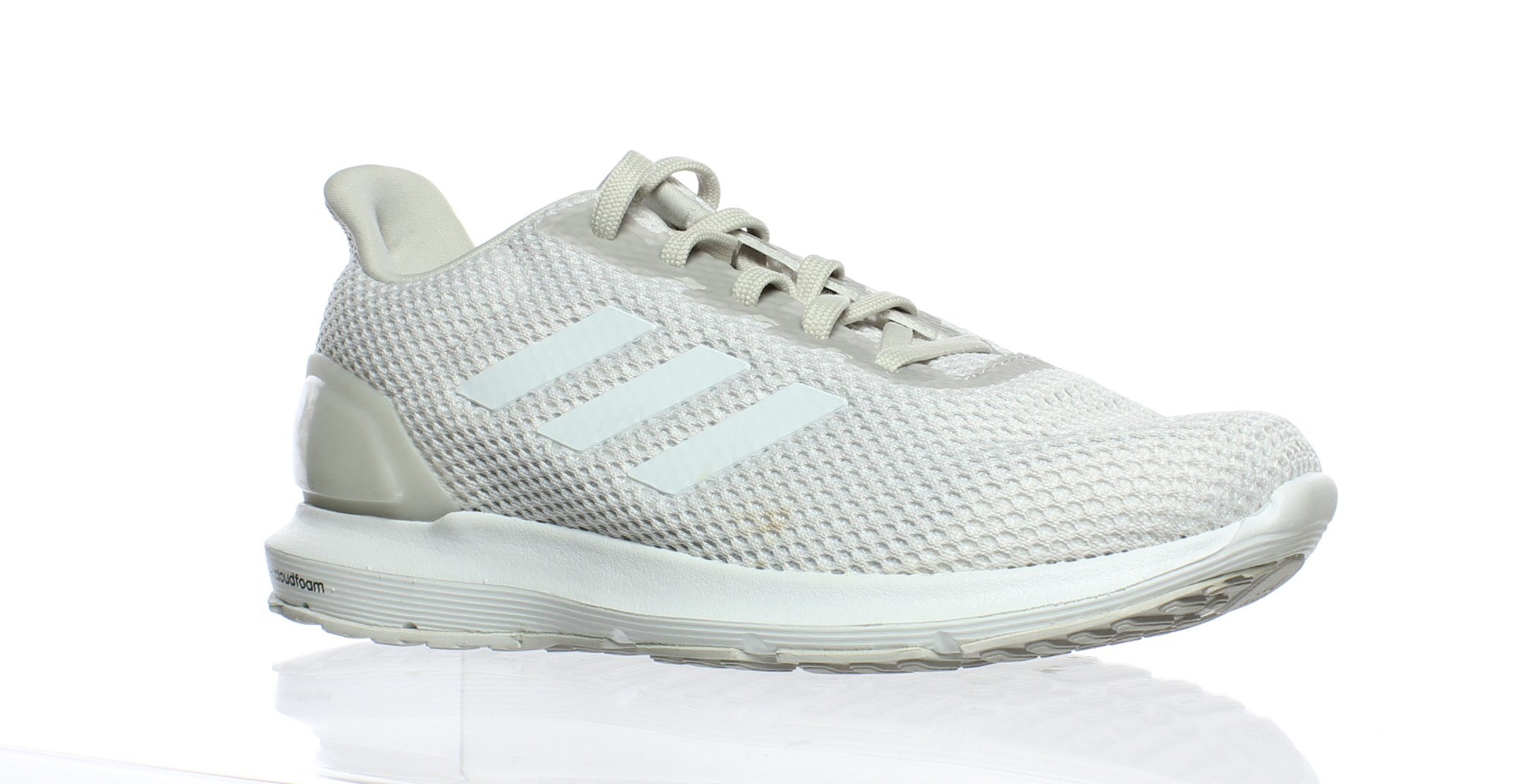 huge selection of 30264 5c7e9 Adidas Womens Cosmic 2 Beige Running Shoes Size 6.5 (36437)