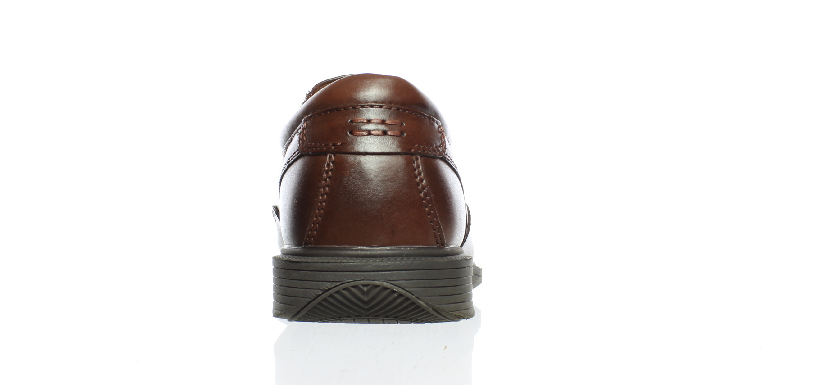 feb3c897d38 Nunn Bush Mens Bleeker St. Cognac Loafers Size 11 (40713 ...