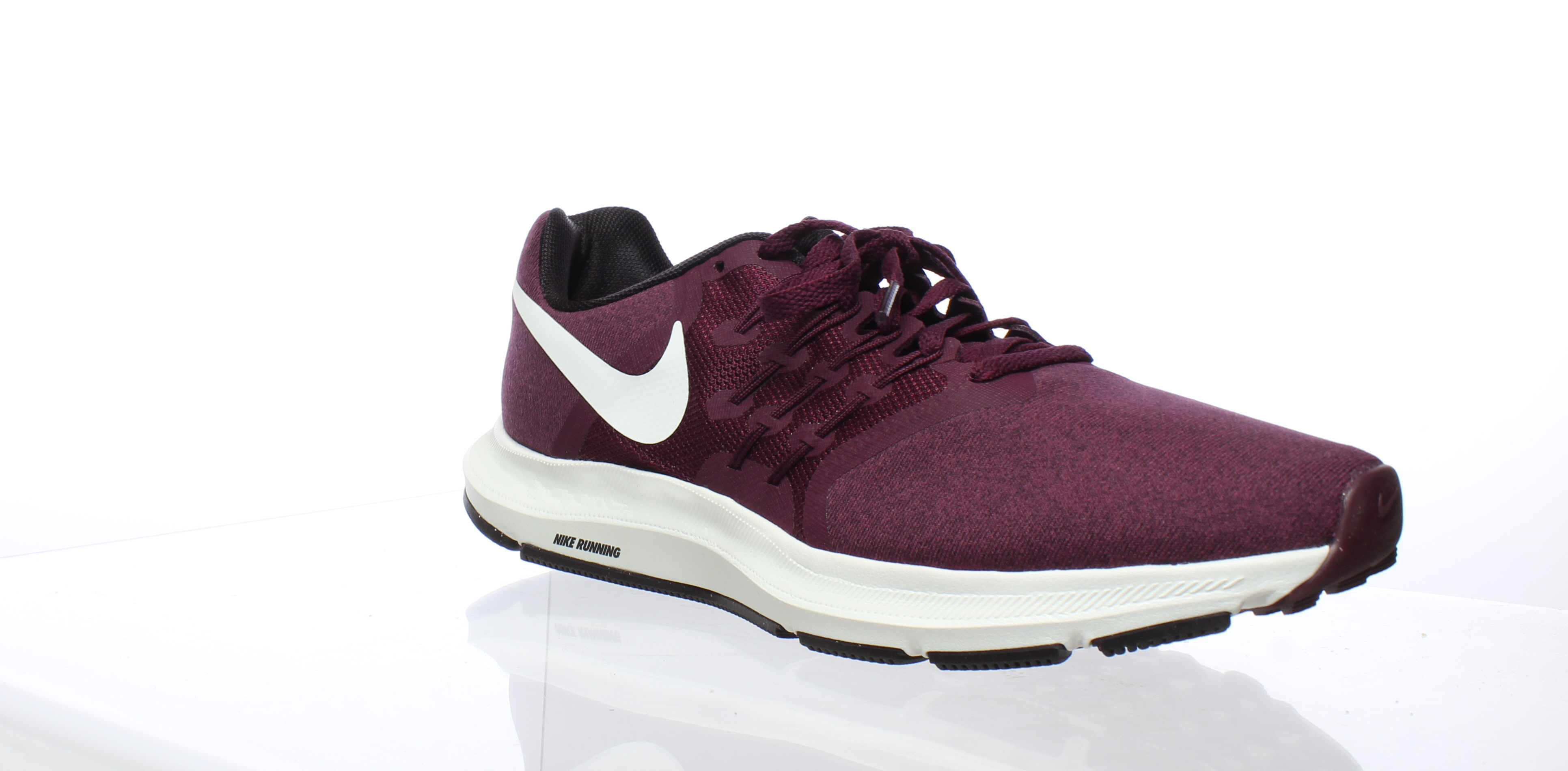 53a93a4138e Details about Nike Womens Run Swift Bordeaux/Summit White/Burgundy Running  Shoes Size 9