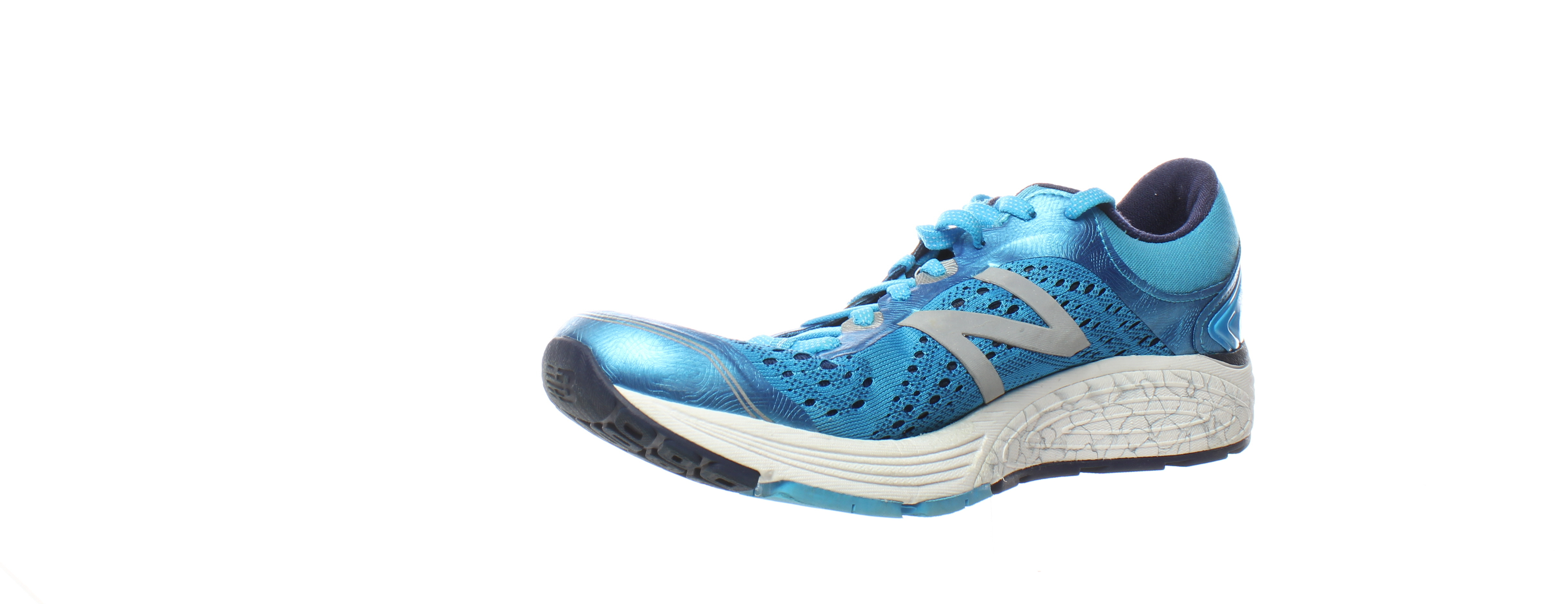 Details about New Balance Womens W1260pp7 Bright Blue Running Shoes Size 10 (524444)