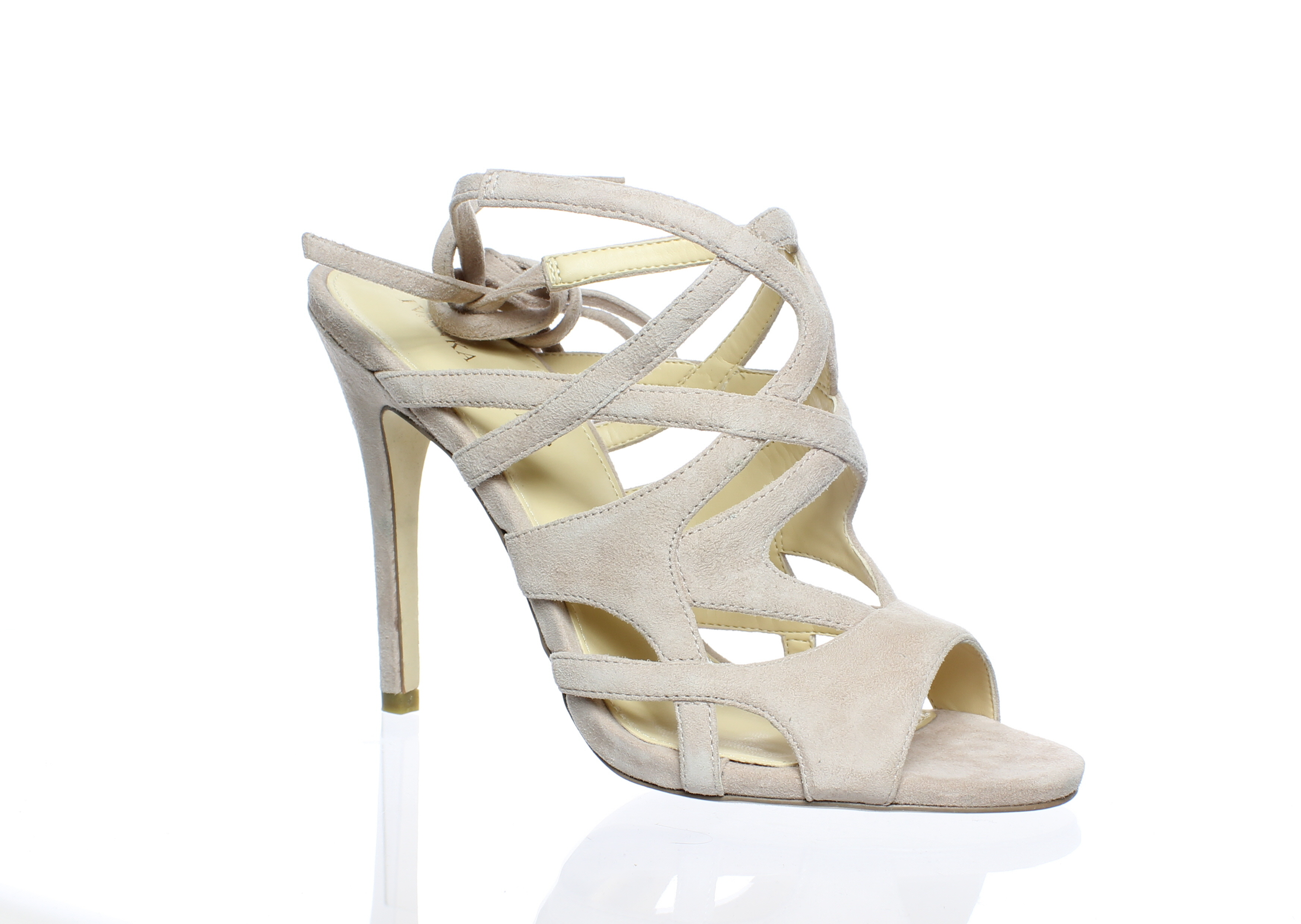 0e8727a530a Ivanka Trump Womens Hesther Natural Sandals Size 8.5 (53282 ...