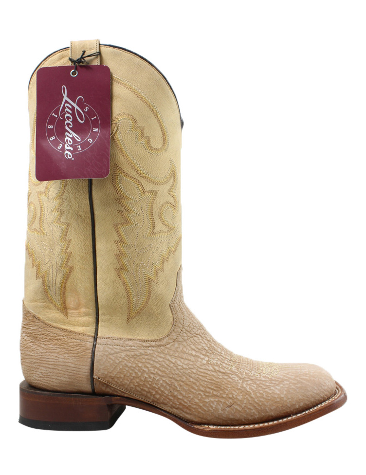 486a2005c10 Details about New Lucchese Mens M4487.Wf Tan Burnished Cowboy, Western  Boots Size 10