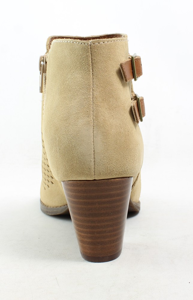 Vionic-Womens-Aloft-Chryssa-Suede-Open-Toe-Fashion-Ankle-Zip-Boots thumbnail 15
